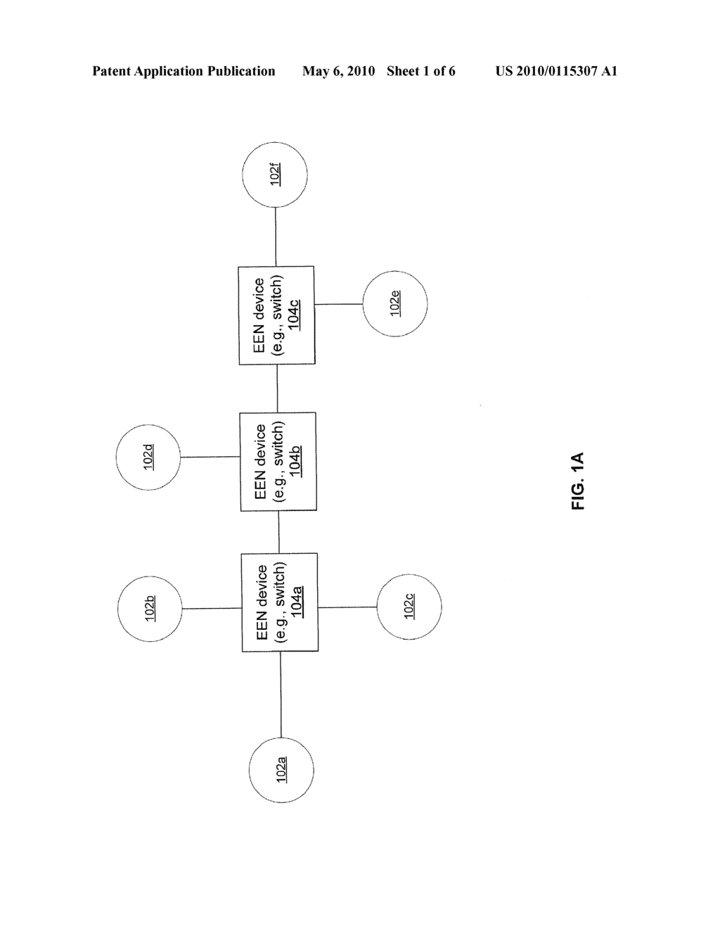 METHOD AND SYSTEM FOR ENERGY EFFICIENT NETWORKING VIA PACKET INSPECTION - diagram, schematic, and image 02