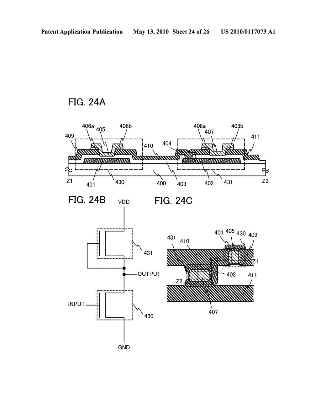 SEMICONDUCTOR DEVICE AND METHOD FOR MANUFACTURING THE SAME - diagram, schematic, and image 25