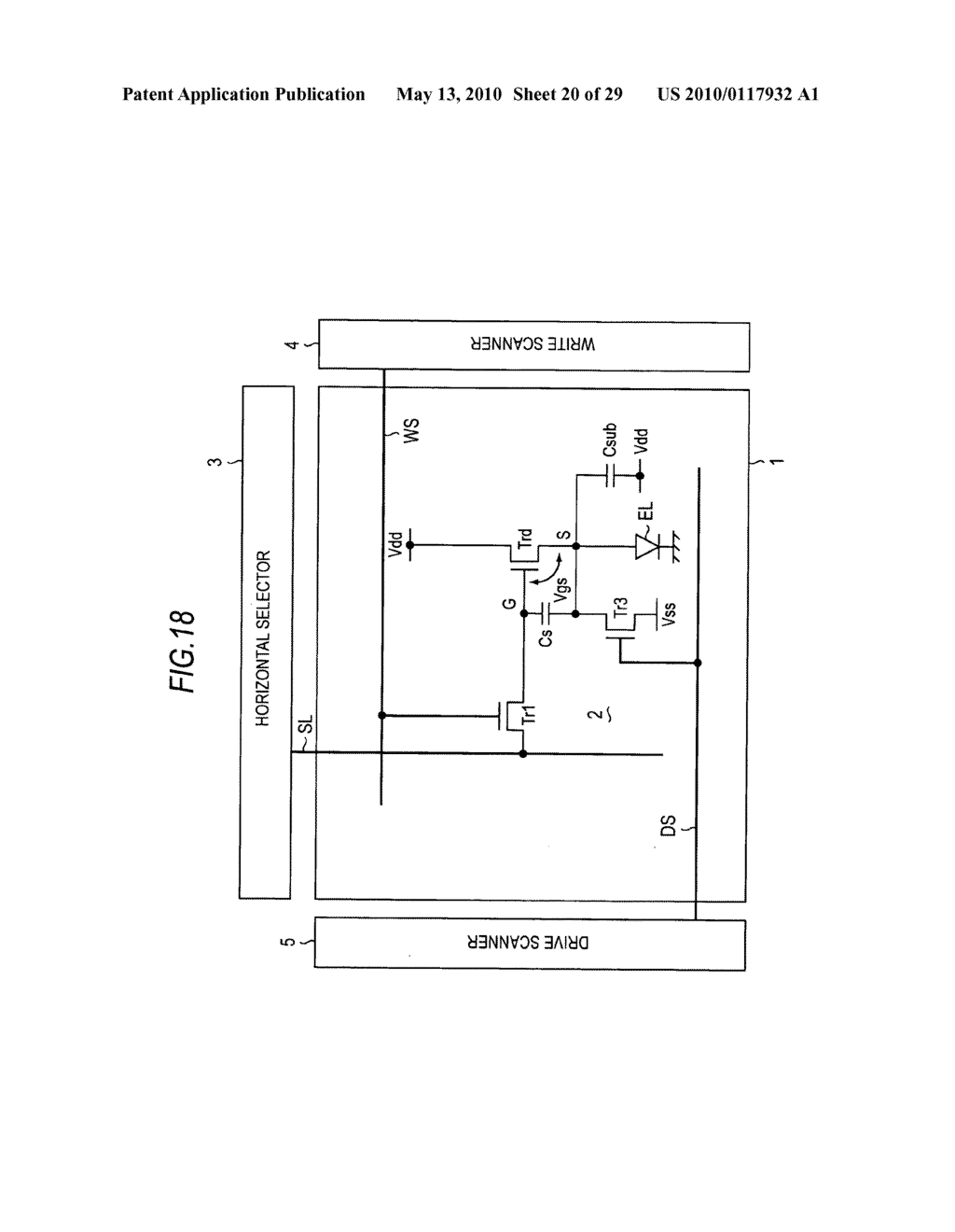 Display device and electronic product - diagram, schematic, and image 21