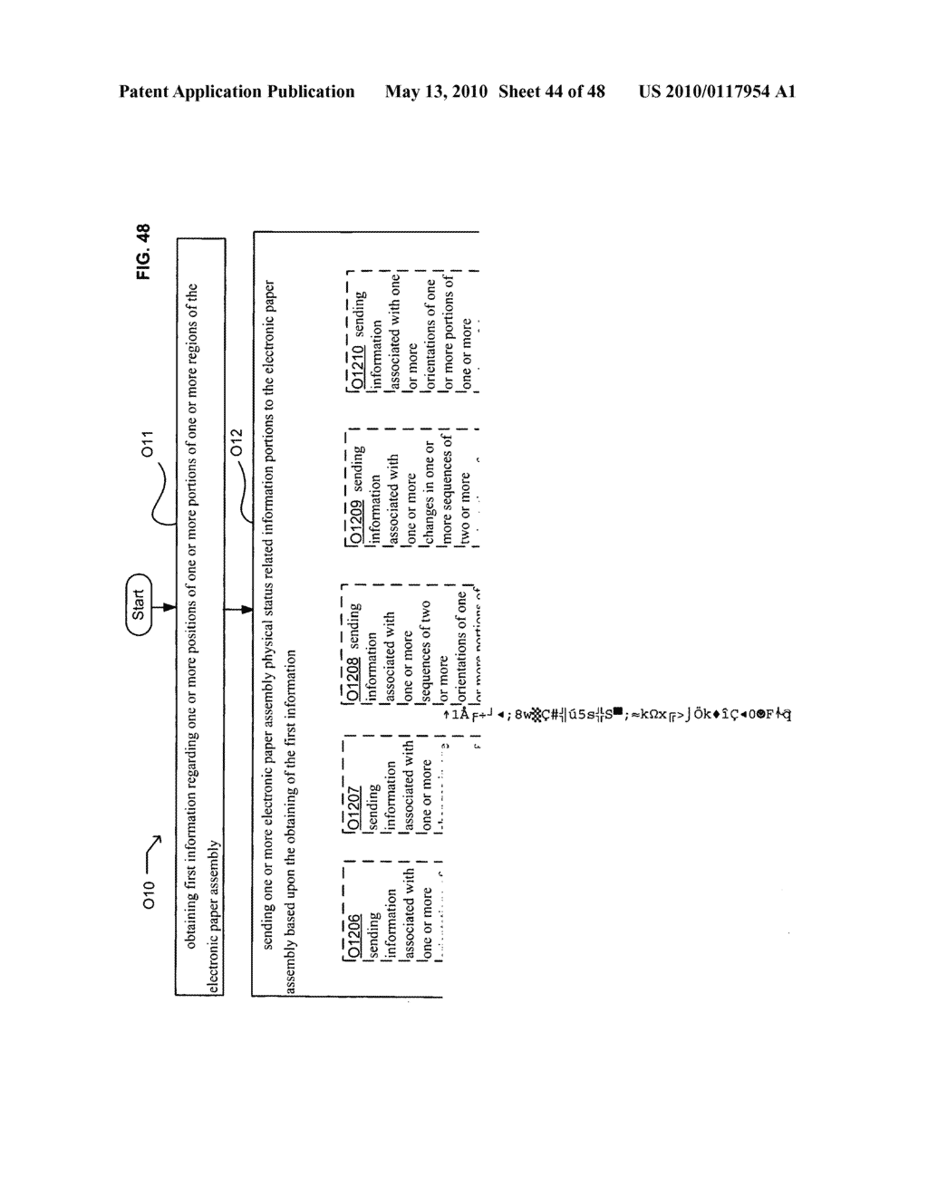 E-paper display control based on conformation sequence status - diagram, schematic, and image 45
