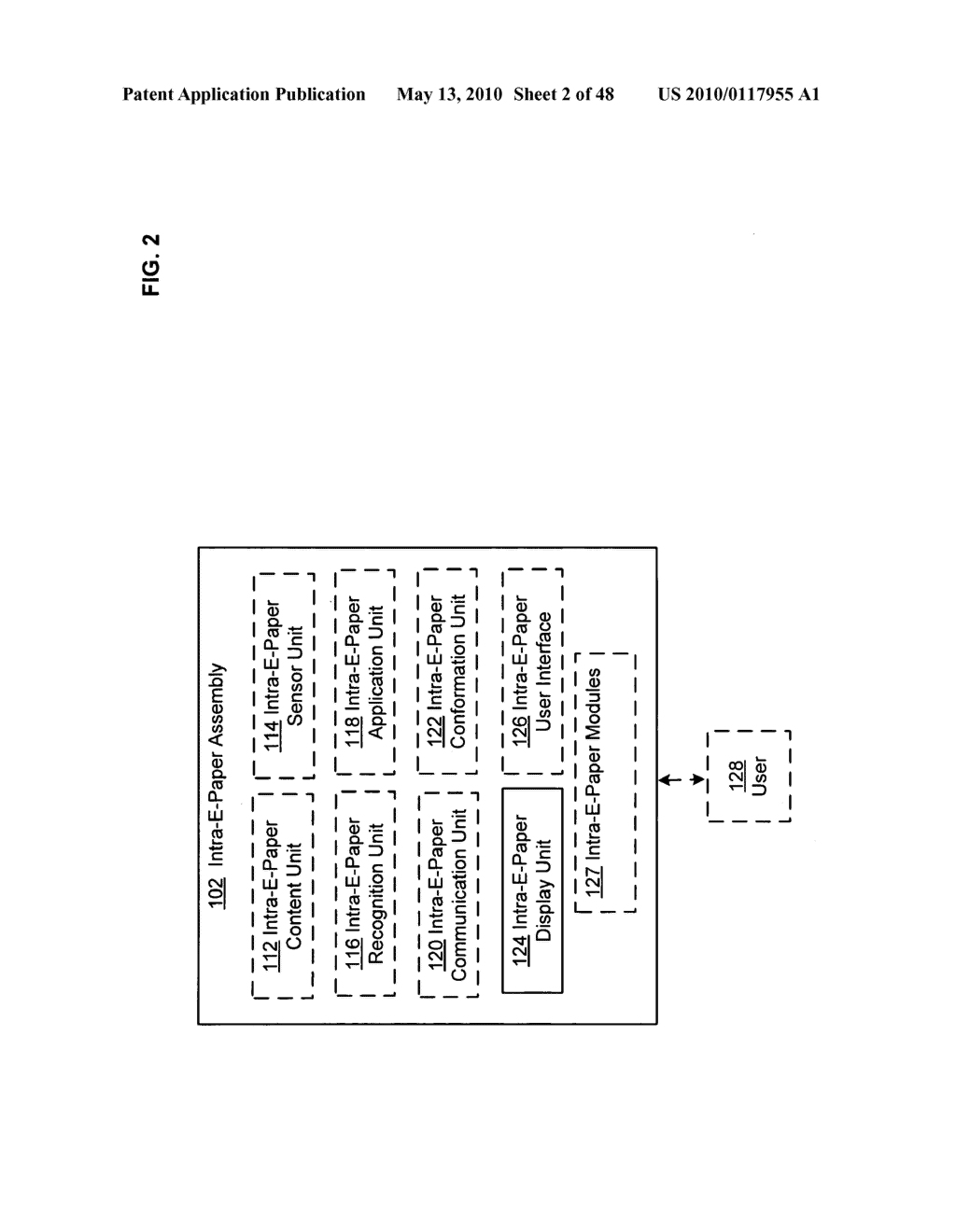 E-paper display control based on conformation sequence status - diagram, schematic, and image 03