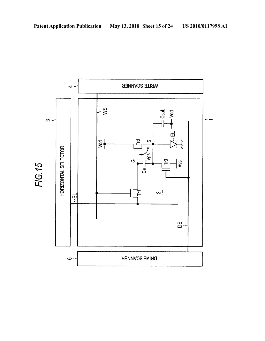 Display device and electronic product - diagram, schematic, and image 16
