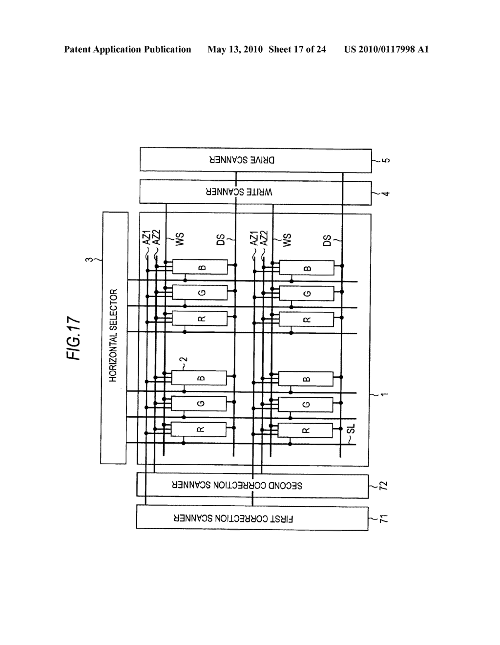 Display device and electronic product - diagram, schematic, and image 18
