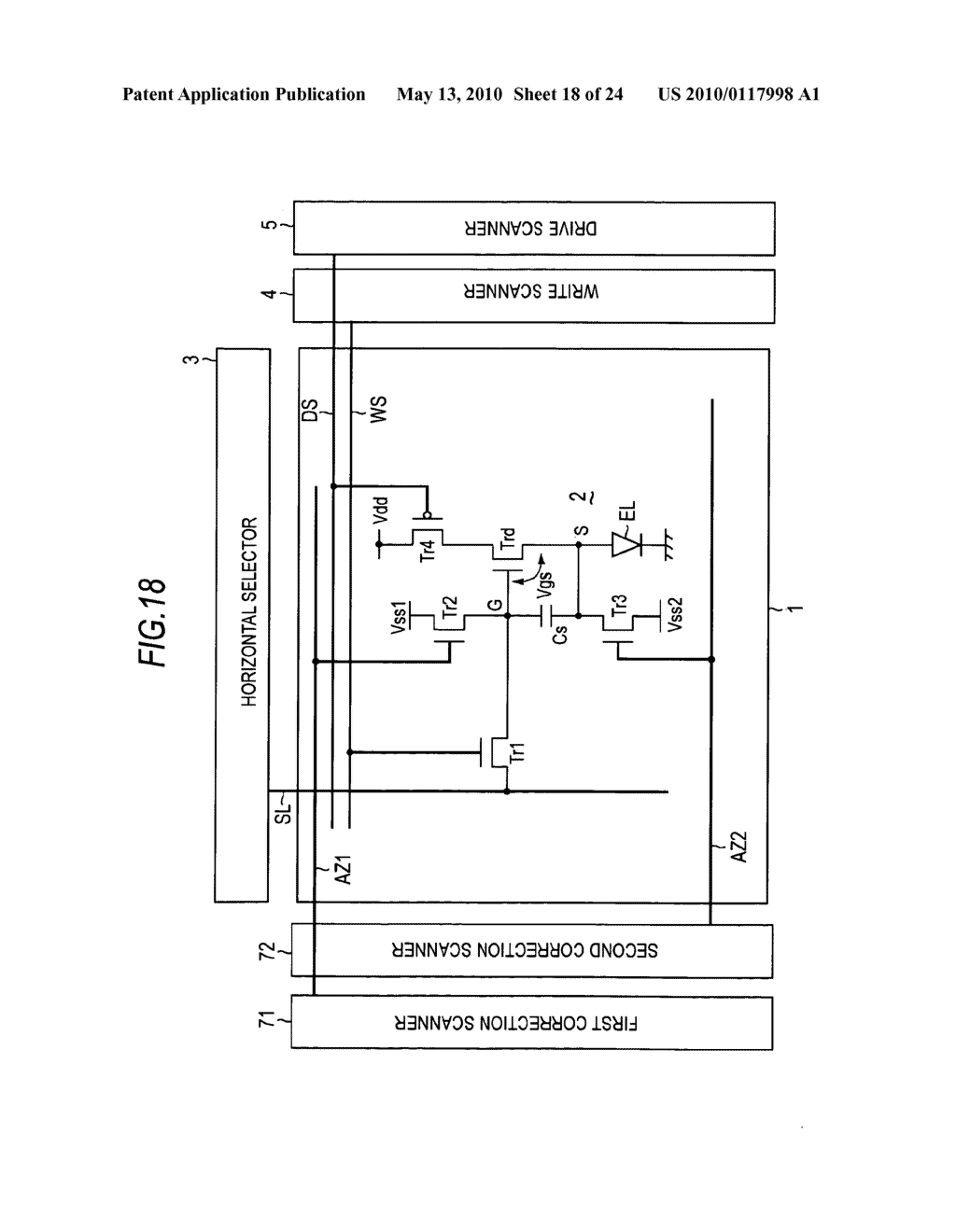 Display device and electronic product - diagram, schematic, and image 19