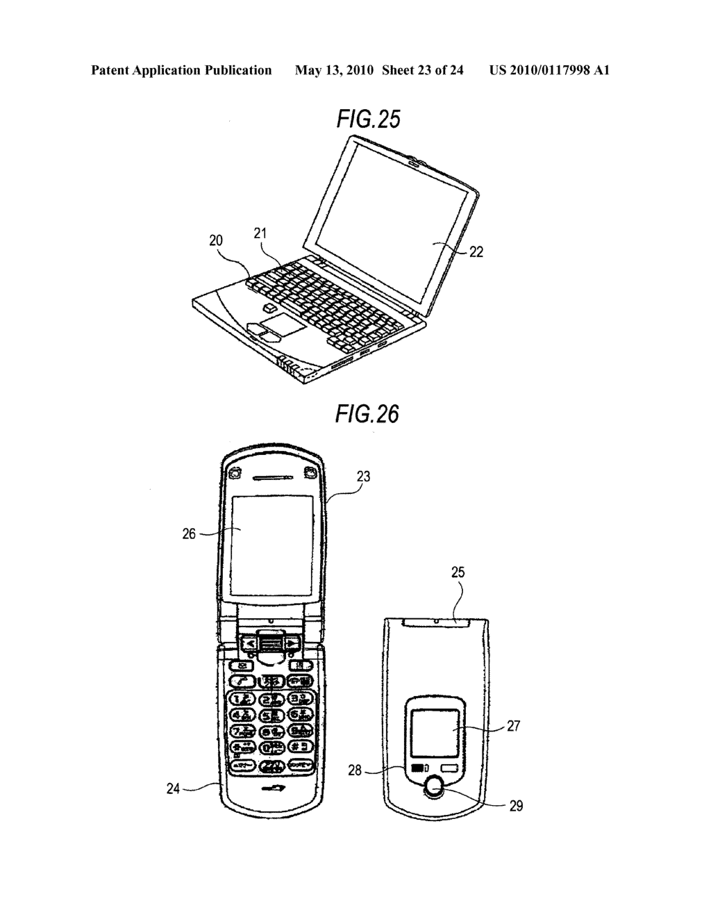 Display device and electronic product - diagram, schematic, and image 24