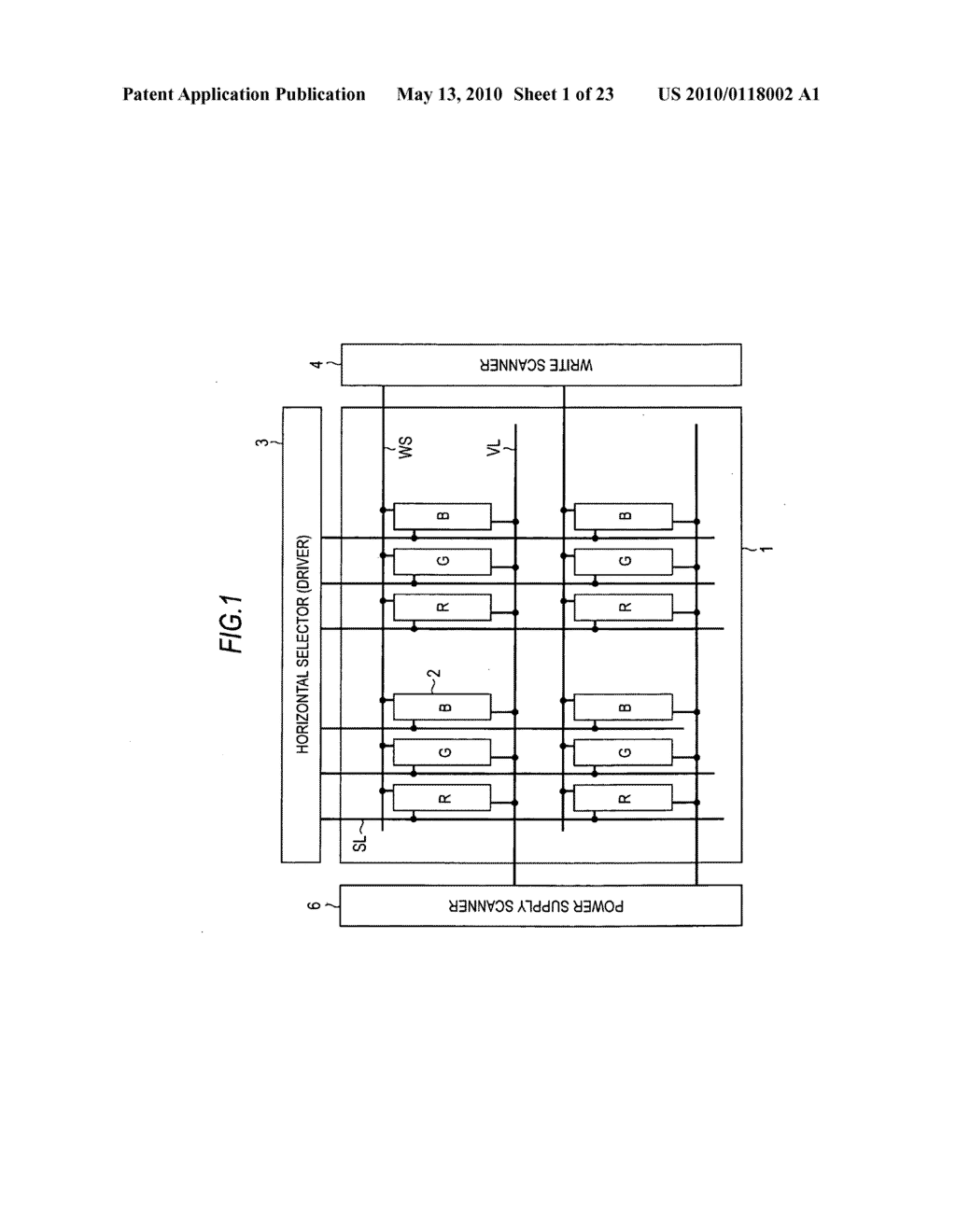 Display device and electronic product - diagram, schematic, and image 02