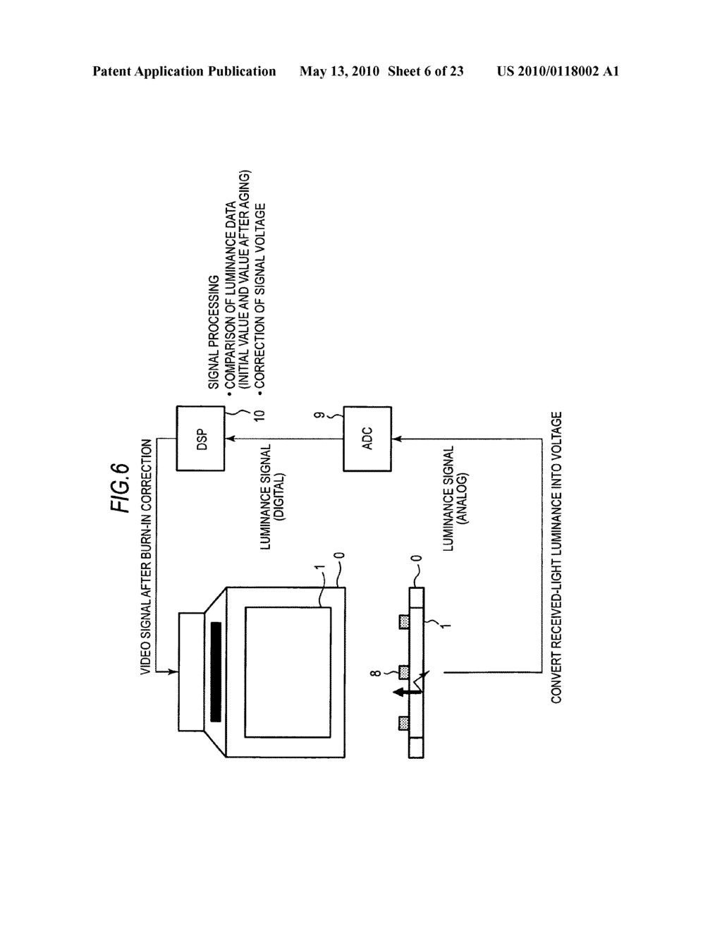 Display device and electronic product - diagram, schematic, and image 07