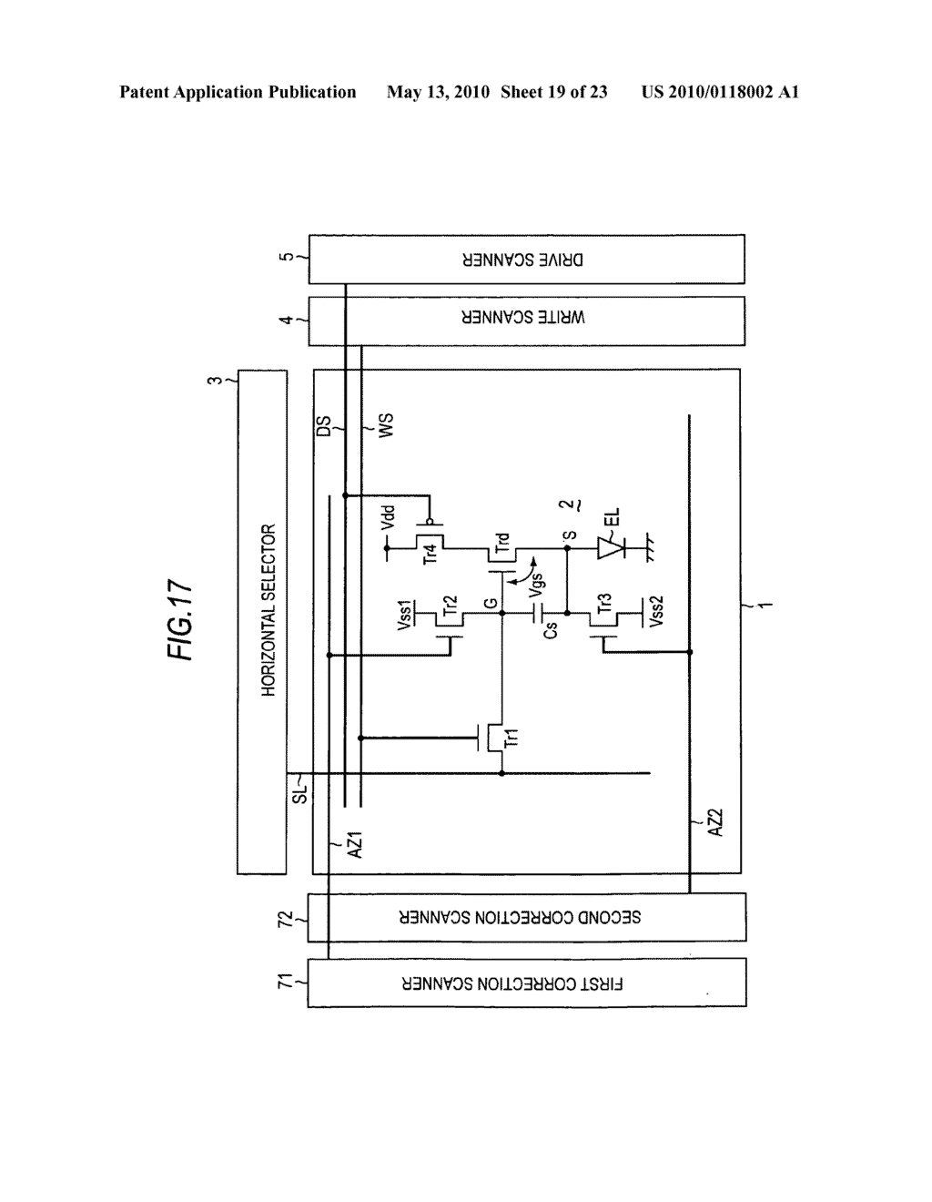 Display device and electronic product - diagram, schematic, and image 20