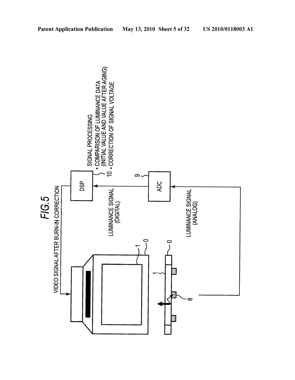 Display device and electronic product - diagram, schematic, and image 06