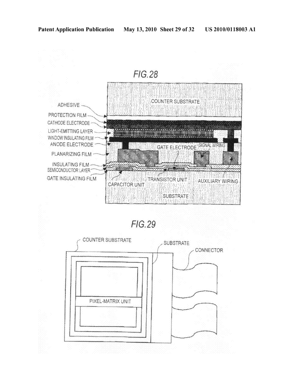 Display device and electronic product - diagram, schematic, and image 30