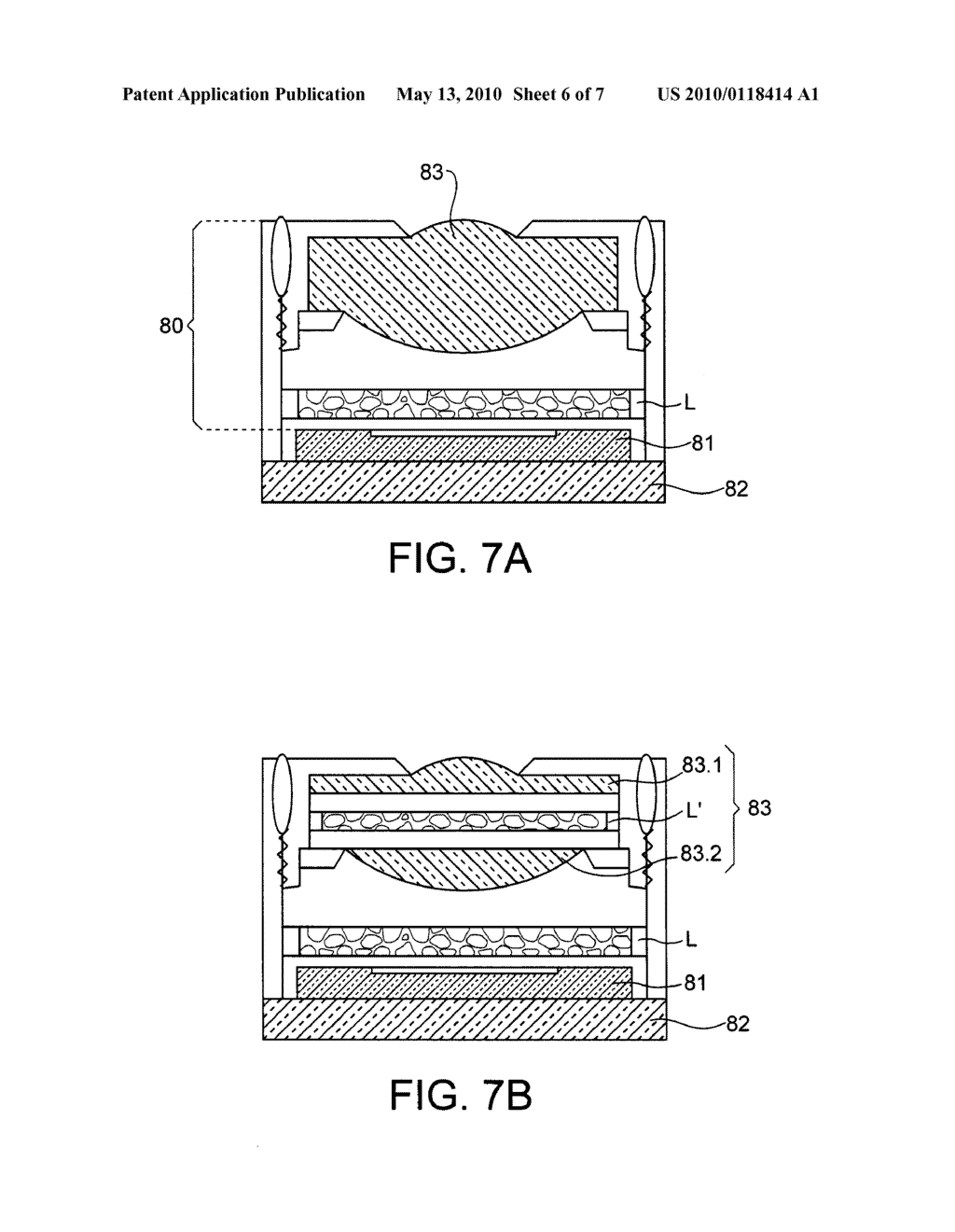 MEMBRANE DEFORMABLE OPTICAL DEVICE HAVING IMPROVED ACTUATION - diagram, schematic, and image 07