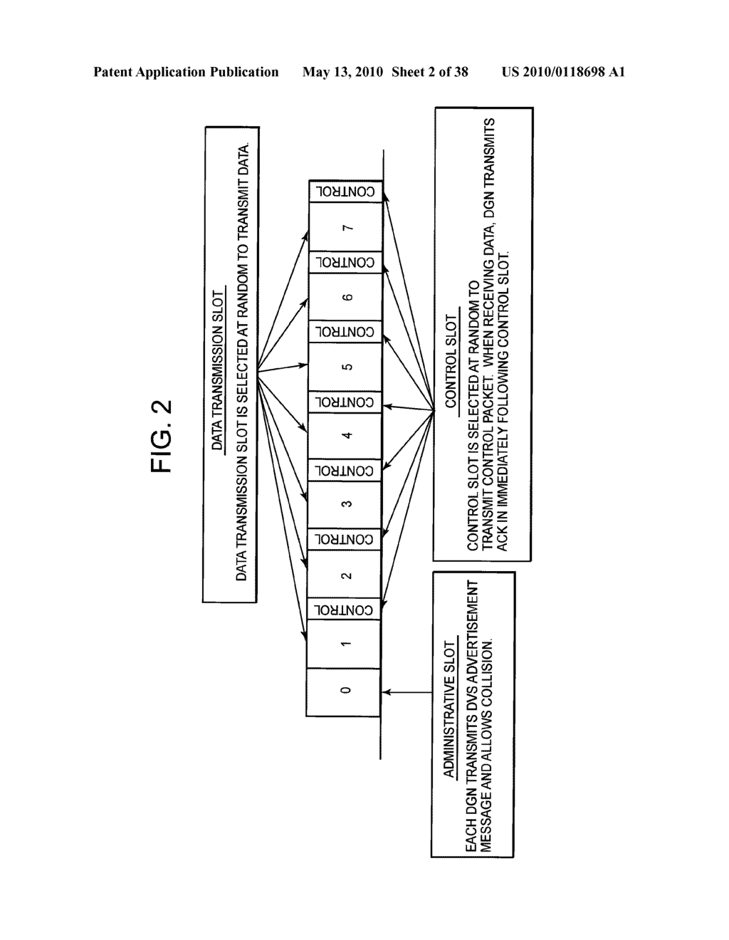 RADIO COMMUNICATION METHOD, RADIO COMMUNICATION SYSTEM, RADIO COMMUNICATION DEVICE, AND CONGESTION CONTROL METHOD - diagram, schematic, and image 03