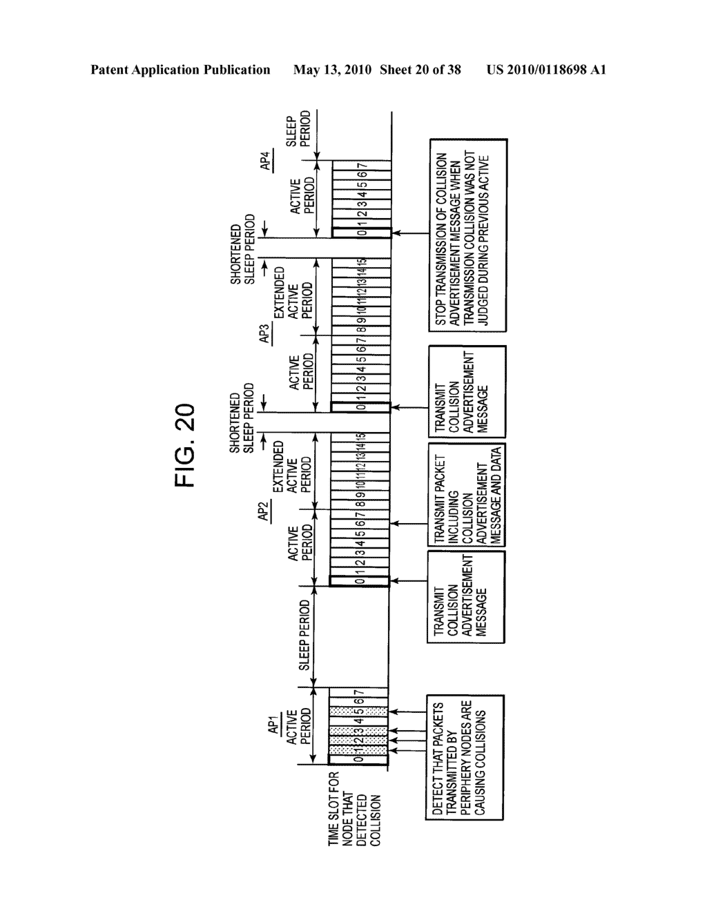 RADIO COMMUNICATION METHOD, RADIO COMMUNICATION SYSTEM, RADIO COMMUNICATION DEVICE, AND CONGESTION CONTROL METHOD - diagram, schematic, and image 21