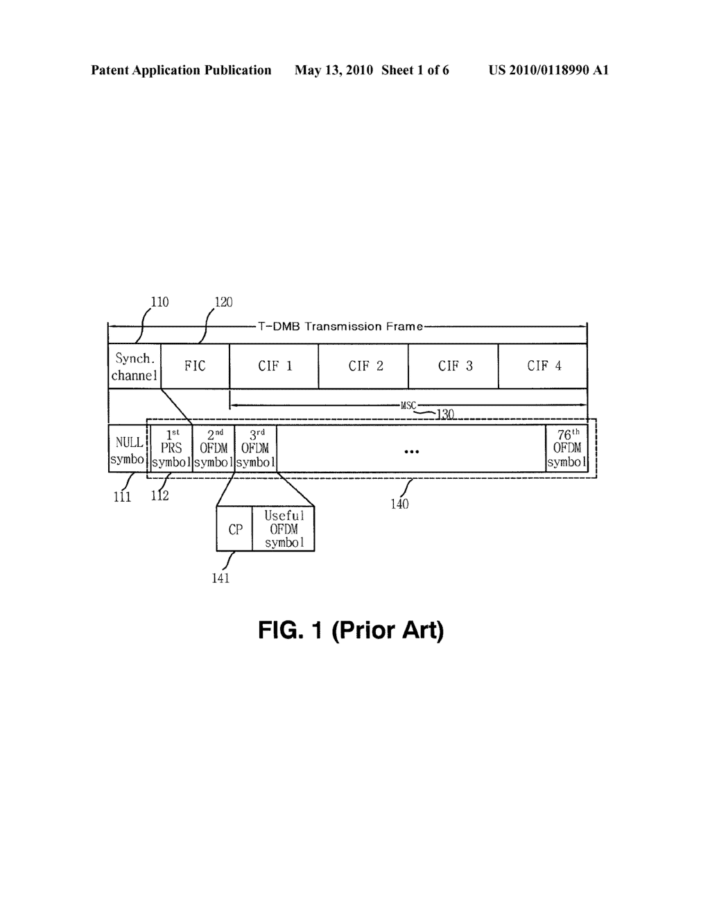 APPARATUS FOR SYNCHRONIZING OFDM SIGNAL USING OPEN-LOOP FREQUENCY SYNCHRONIZATION METHOD AND FREQUENCY OFFSET ESTIMATION SCHEME USING THE APPARATUS - diagram, schematic, and image 02