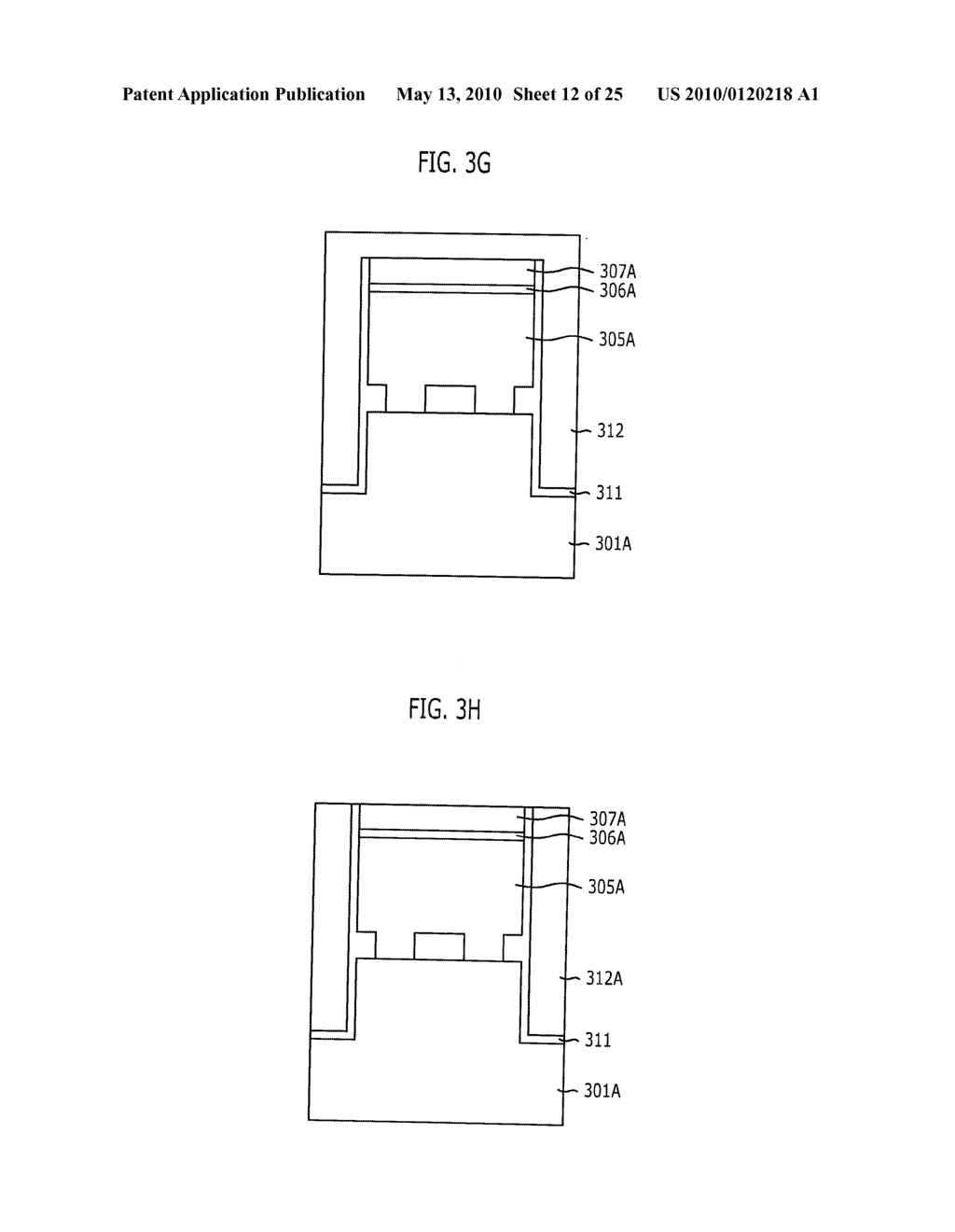METHOD FOR FABRICATING PARTIAL SOI SUBSTRATE - diagram, schematic, and image 13