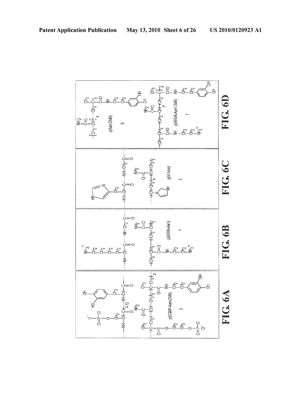 ADHESIVE COMPLEX COACERVATES AND METHODS OF MAKING AND USING THEREOF - diagram, schematic, and image 07