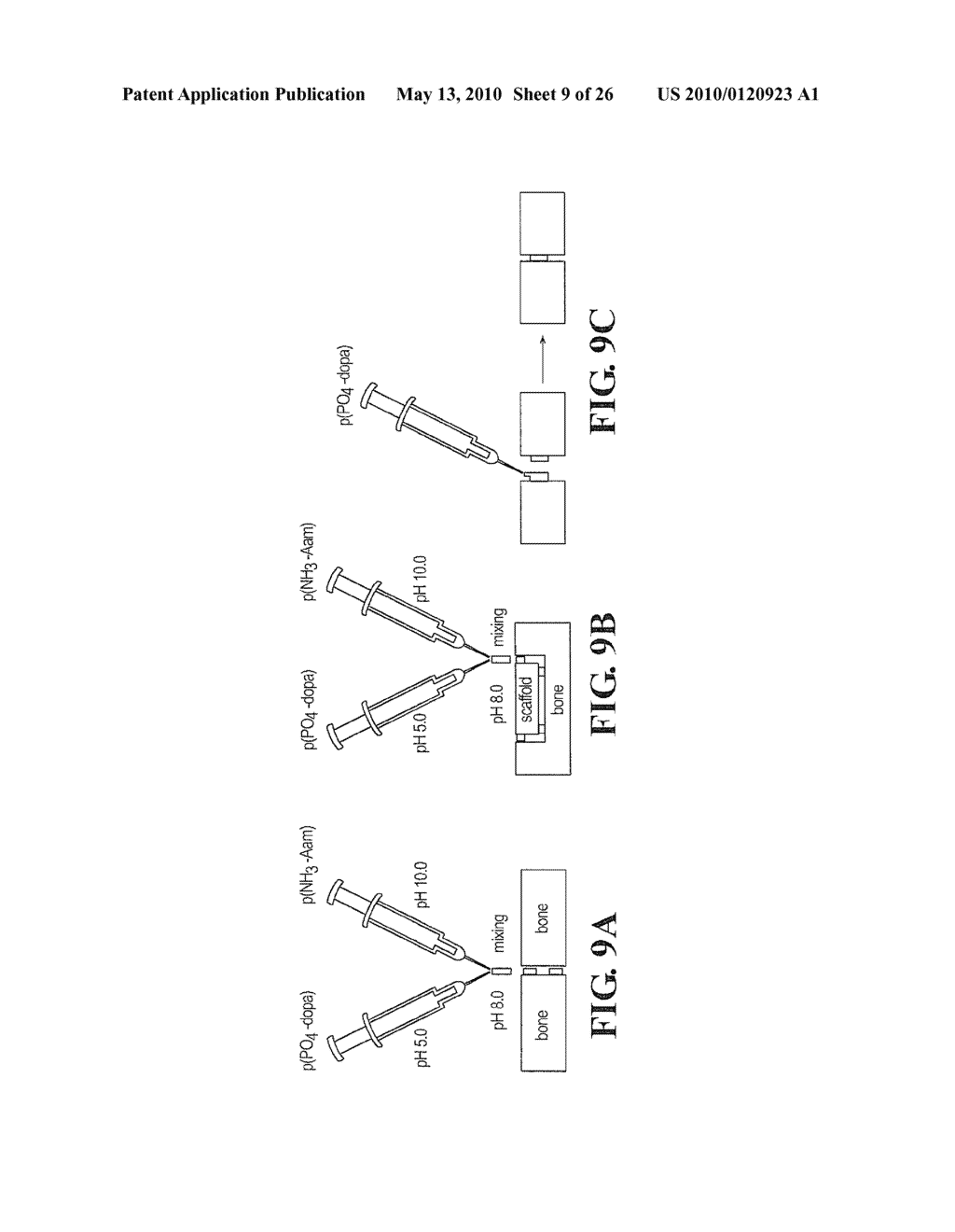 ADHESIVE COMPLEX COACERVATES AND METHODS OF MAKING AND USING THEREOF - diagram, schematic, and image 10