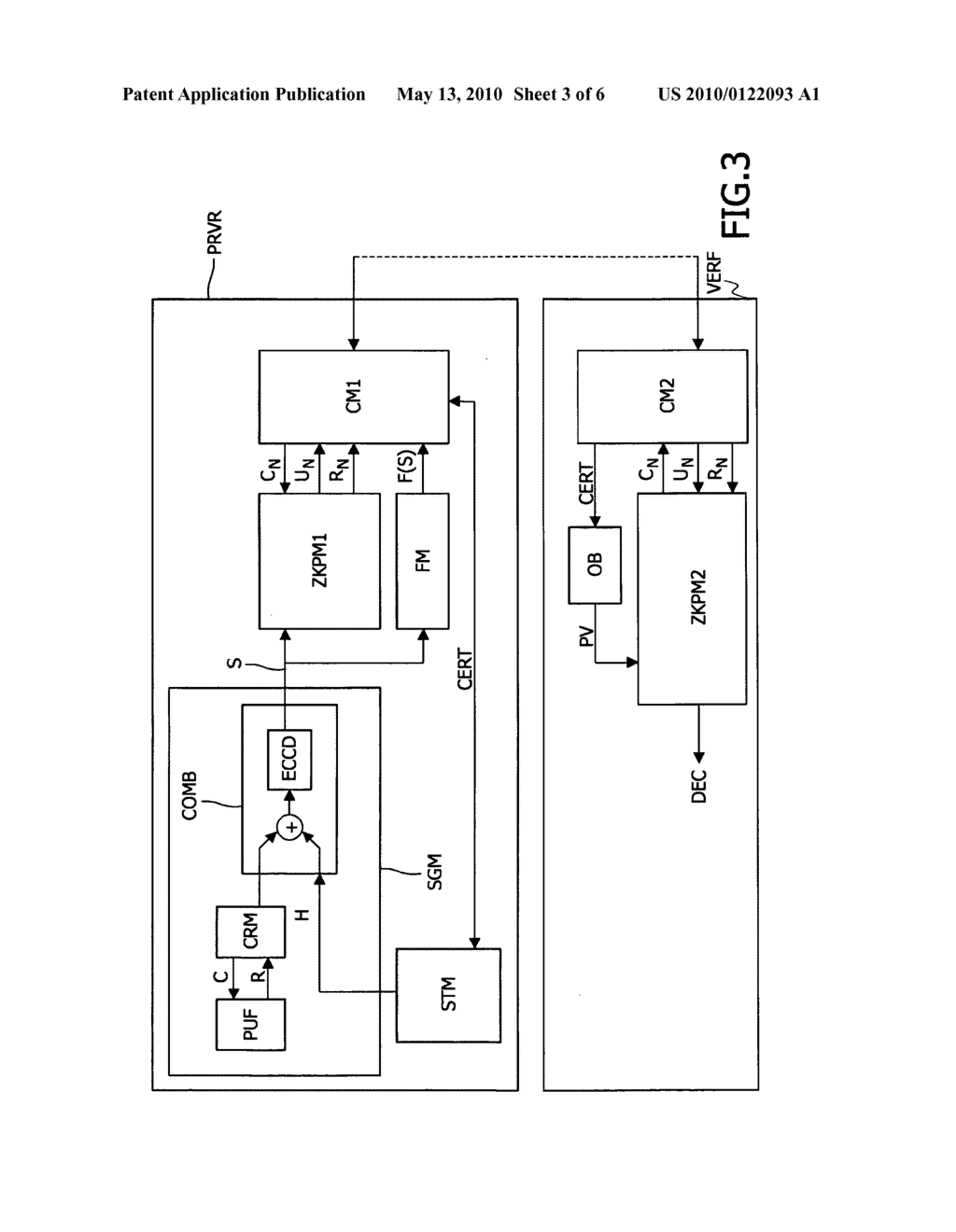 METHOD, APPARATUS AND SYSTEM FOR VERIFYING AUTHENTICITY OF AN OBJECT - diagram, schematic, and image 04