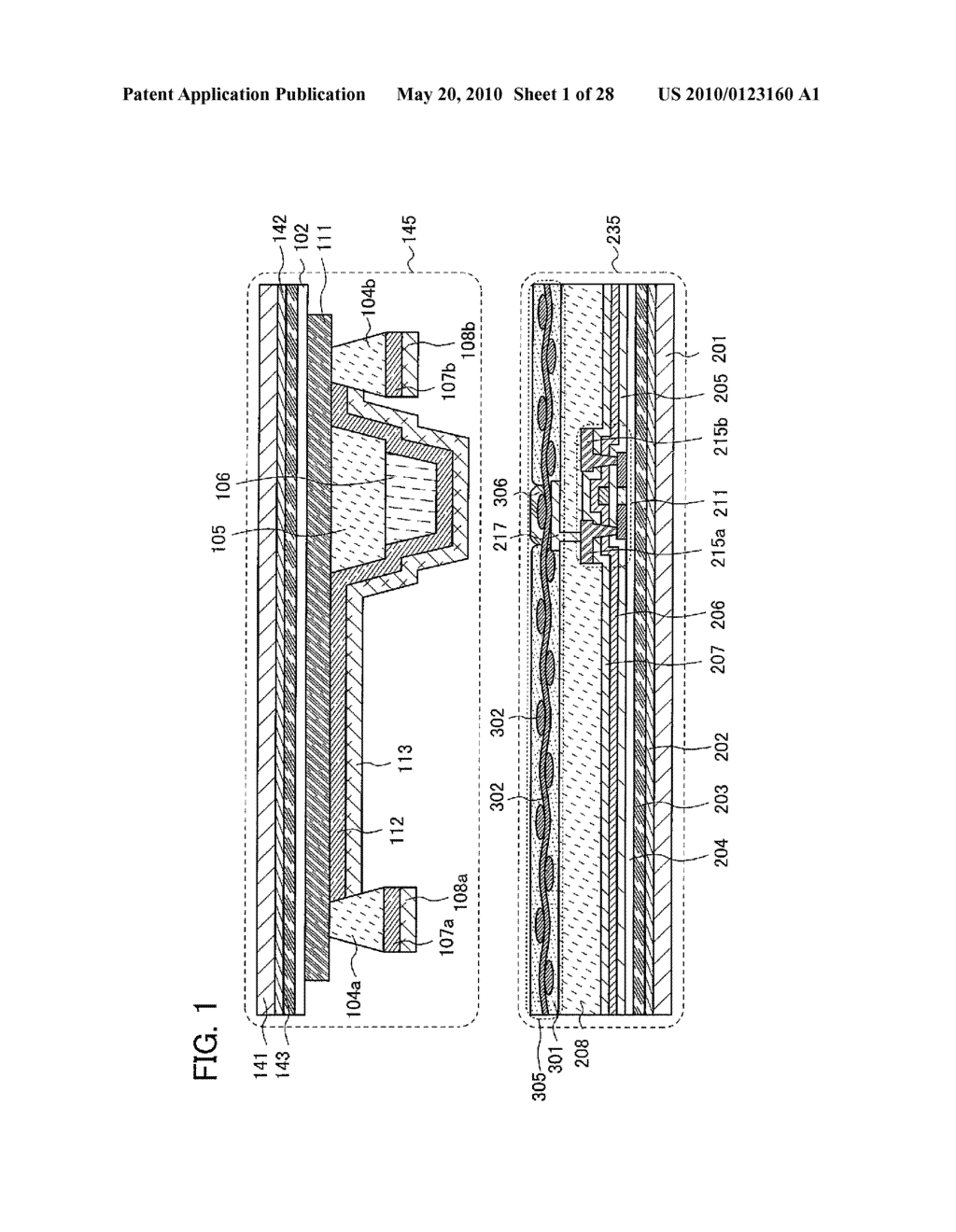 Light-Emitting Device, Method for Manufacturing the Same, and Cellular Phone - diagram, schematic, and image 02