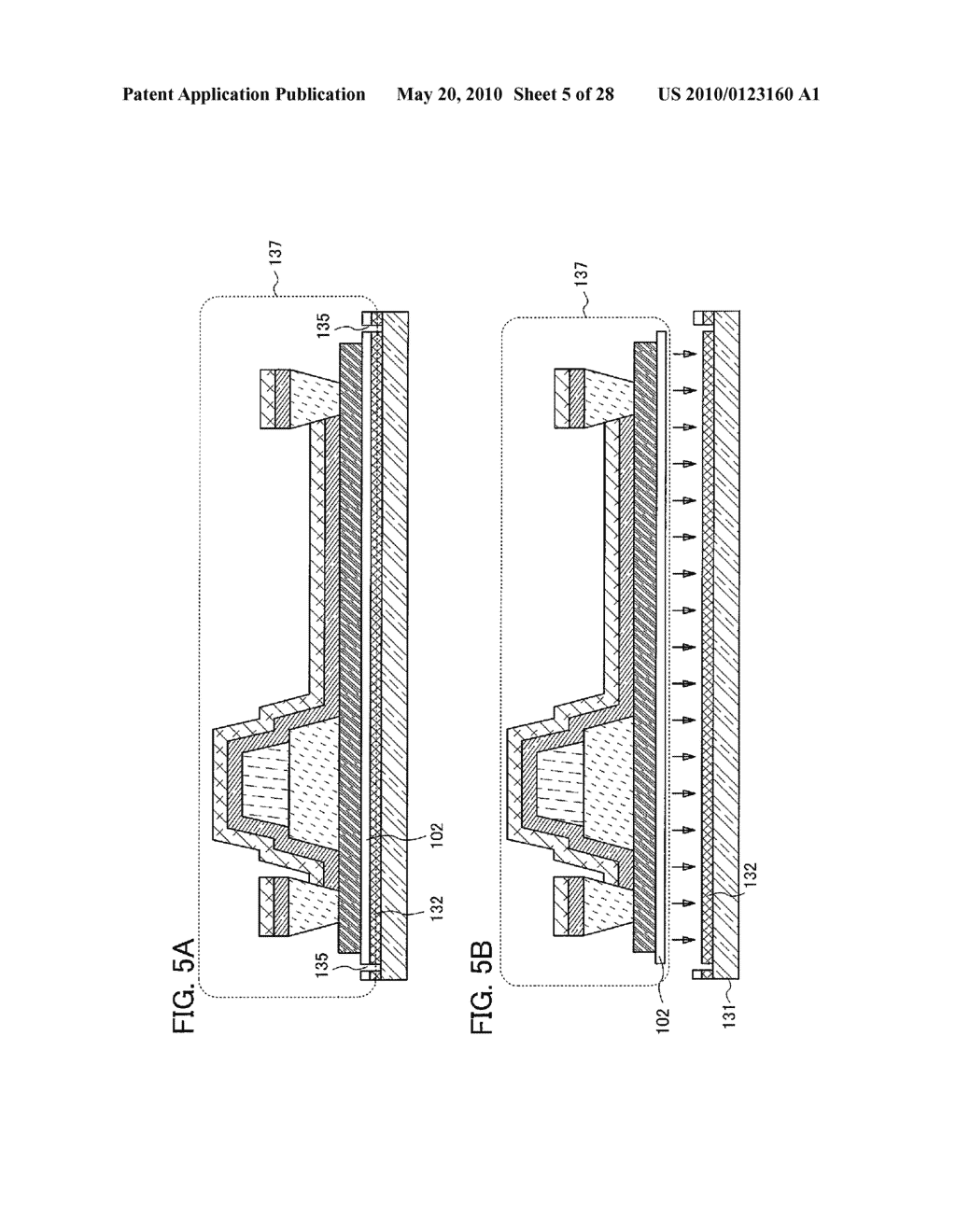 Light-Emitting Device, Method for Manufacturing the Same, and Cellular Phone - diagram, schematic, and image 06