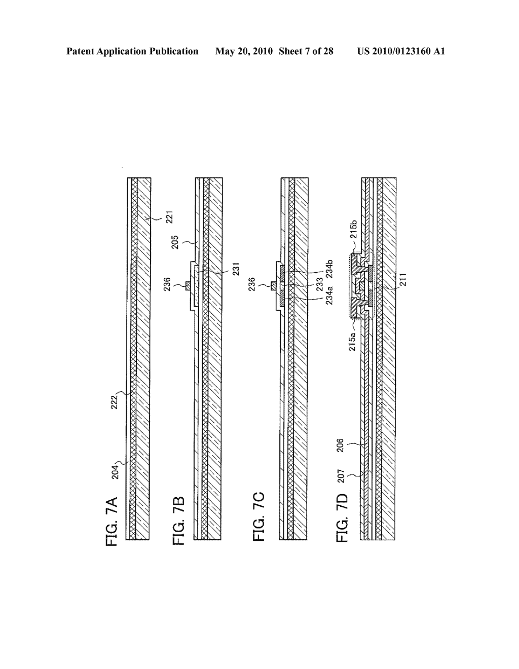 Light-Emitting Device, Method for Manufacturing the Same, and Cellular Phone - diagram, schematic, and image 08