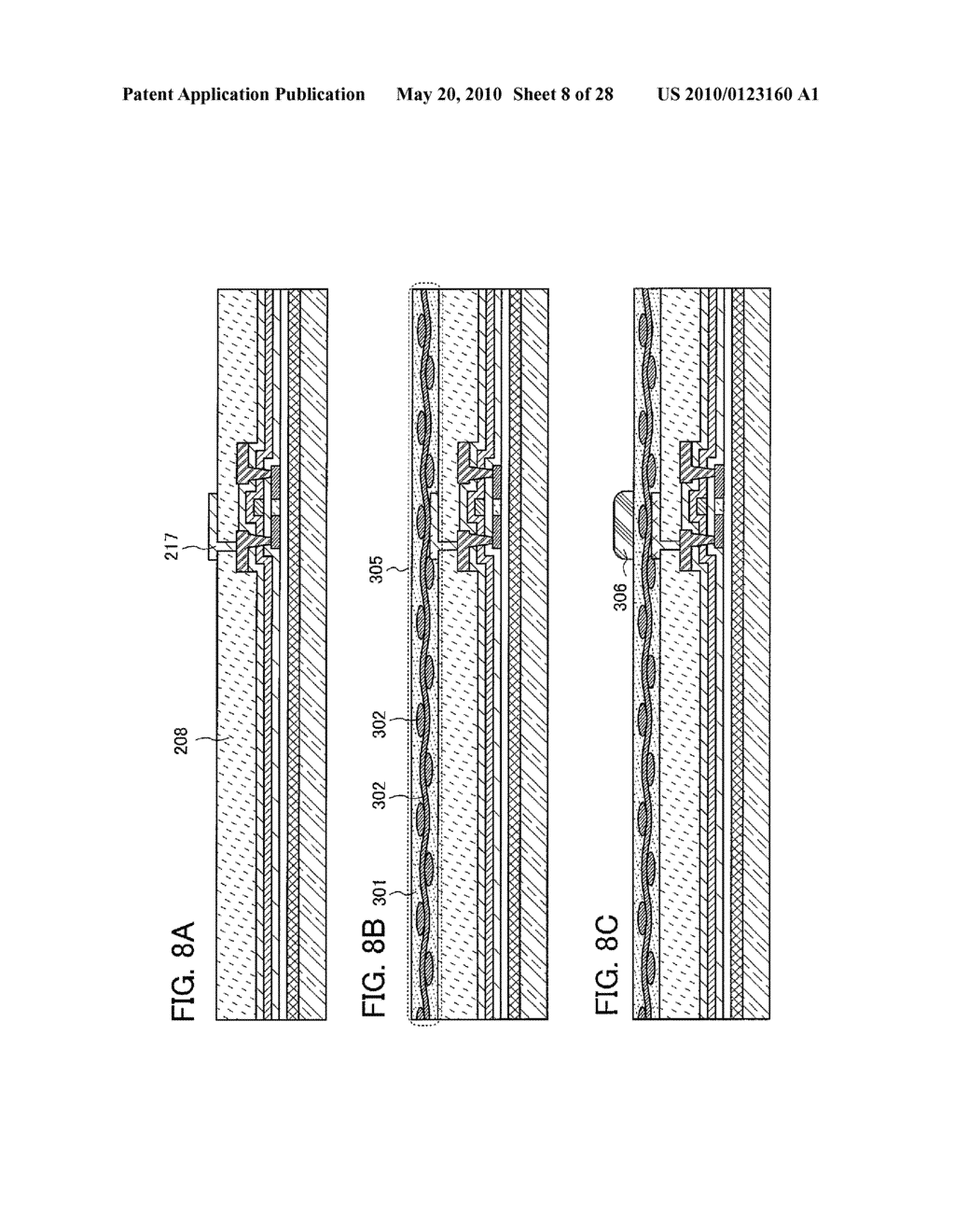 Light-Emitting Device, Method for Manufacturing the Same, and Cellular Phone - diagram, schematic, and image 09