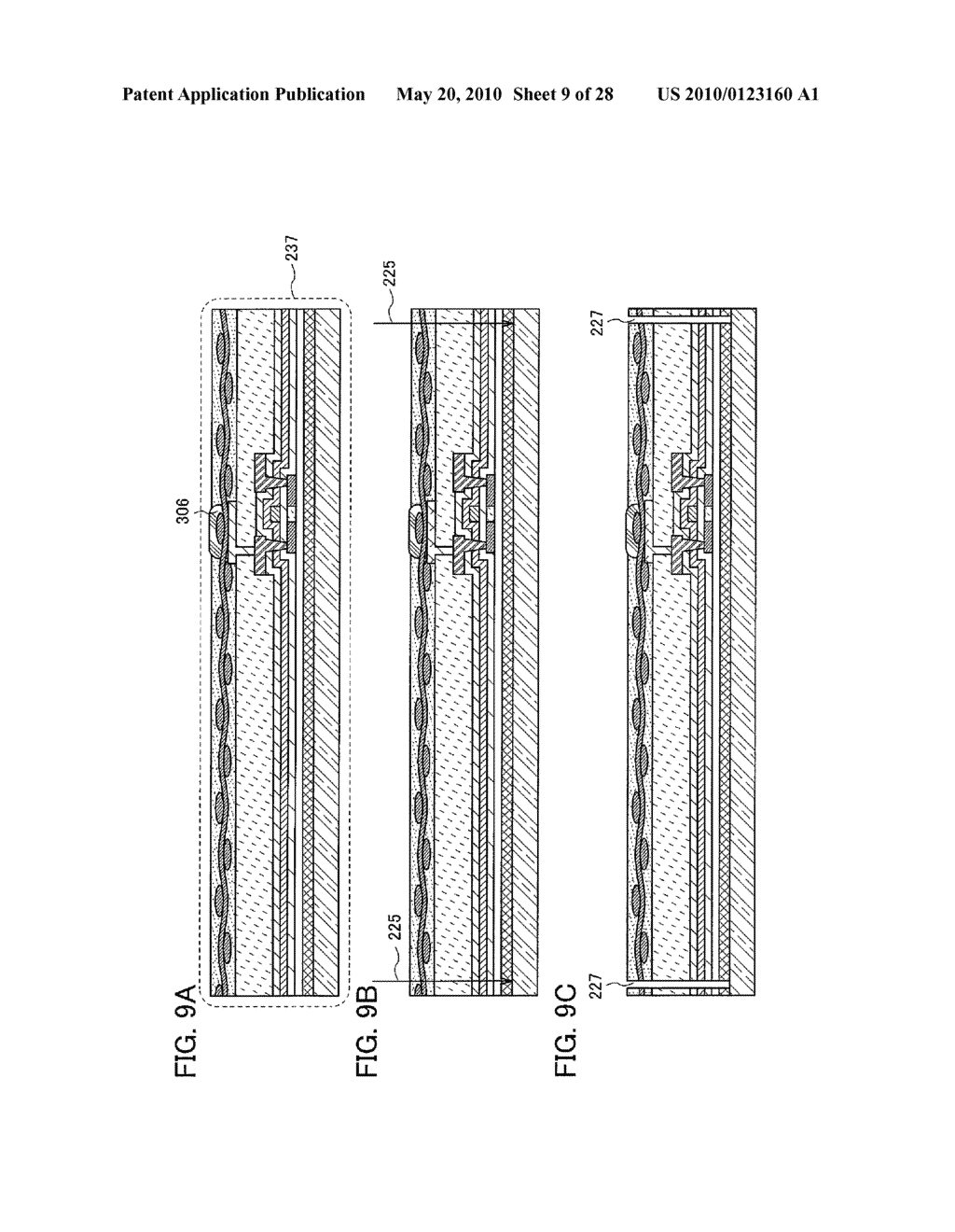 Light-Emitting Device, Method for Manufacturing the Same, and Cellular Phone - diagram, schematic, and image 10