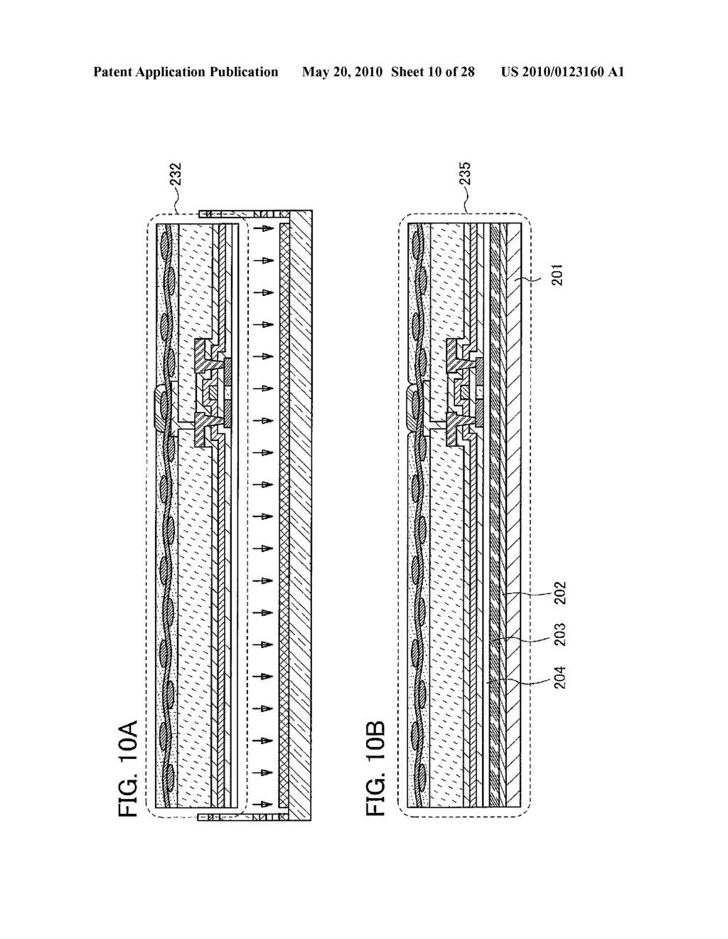 Light-Emitting Device, Method for Manufacturing the Same, and Cellular Phone - diagram, schematic, and image 11