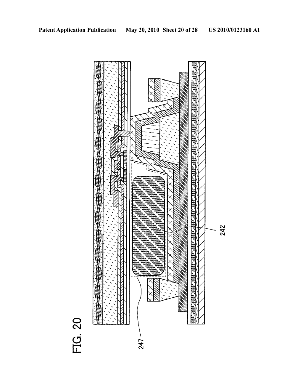 Light-Emitting Device, Method for Manufacturing the Same, and Cellular Phone - diagram, schematic, and image 21