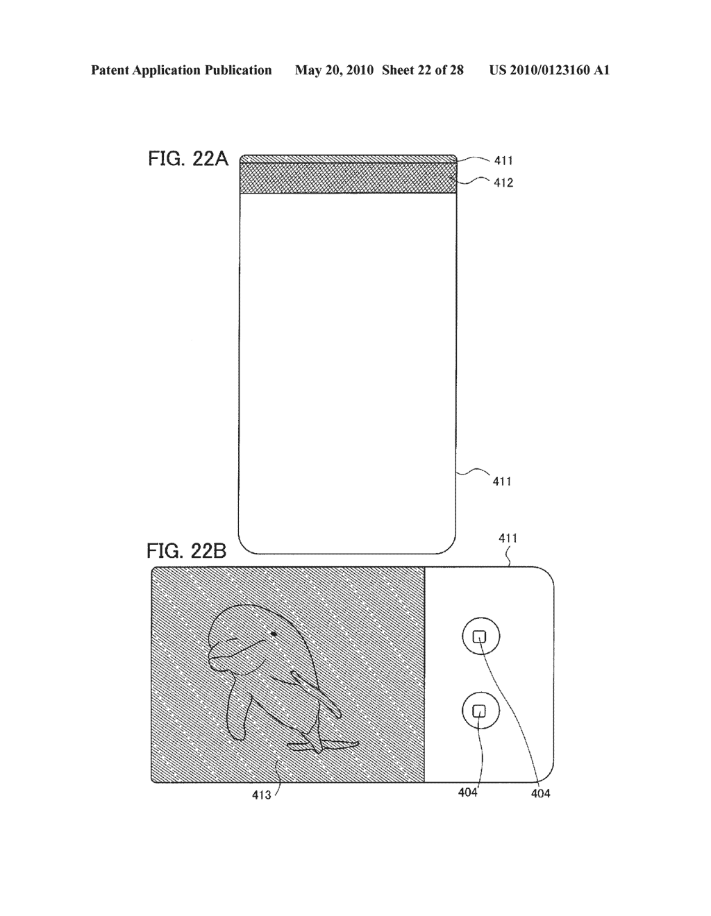 Light-Emitting Device, Method for Manufacturing the Same, and Cellular Phone - diagram, schematic, and image 23