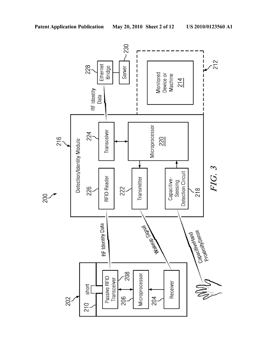 METHOD AND APPARATUS FOR DETECTING AND IDENTIFYING DEVICE UTILIZATION - diagram, schematic, and image 03