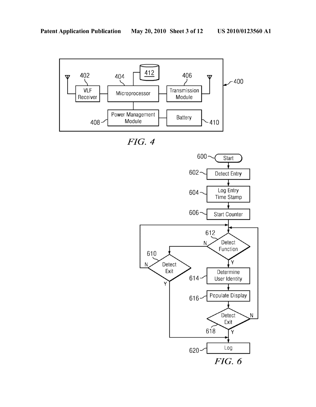 METHOD AND APPARATUS FOR DETECTING AND IDENTIFYING DEVICE UTILIZATION - diagram, schematic, and image 04