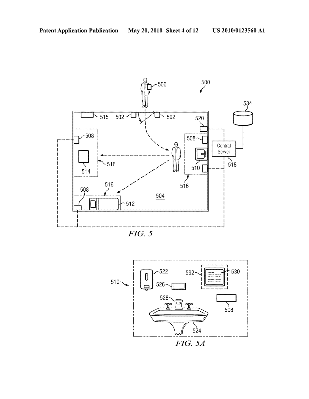 METHOD AND APPARATUS FOR DETECTING AND IDENTIFYING DEVICE UTILIZATION - diagram, schematic, and image 05