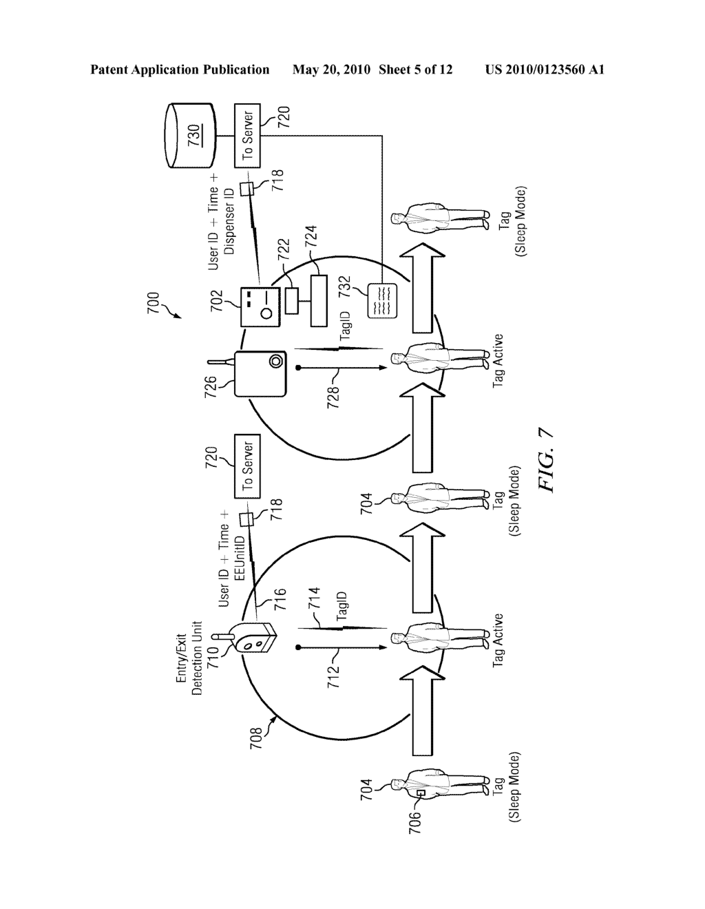 METHOD AND APPARATUS FOR DETECTING AND IDENTIFYING DEVICE UTILIZATION - diagram, schematic, and image 06