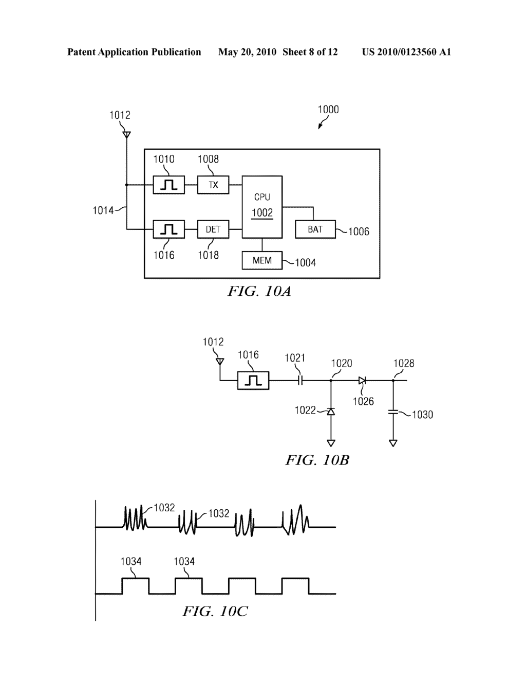 METHOD AND APPARATUS FOR DETECTING AND IDENTIFYING DEVICE UTILIZATION - diagram, schematic, and image 09