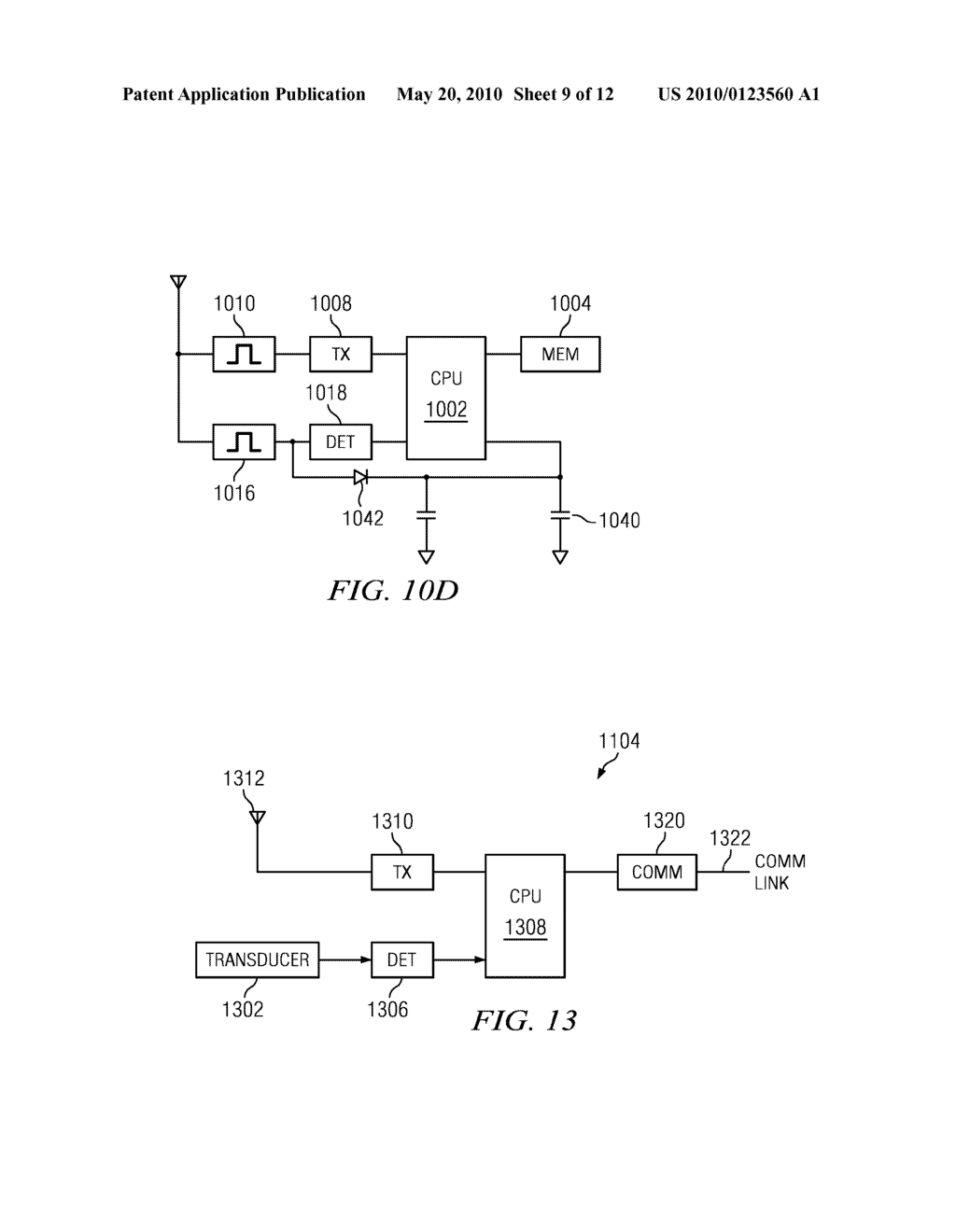 METHOD AND APPARATUS FOR DETECTING AND IDENTIFYING DEVICE UTILIZATION - diagram, schematic, and image 10
