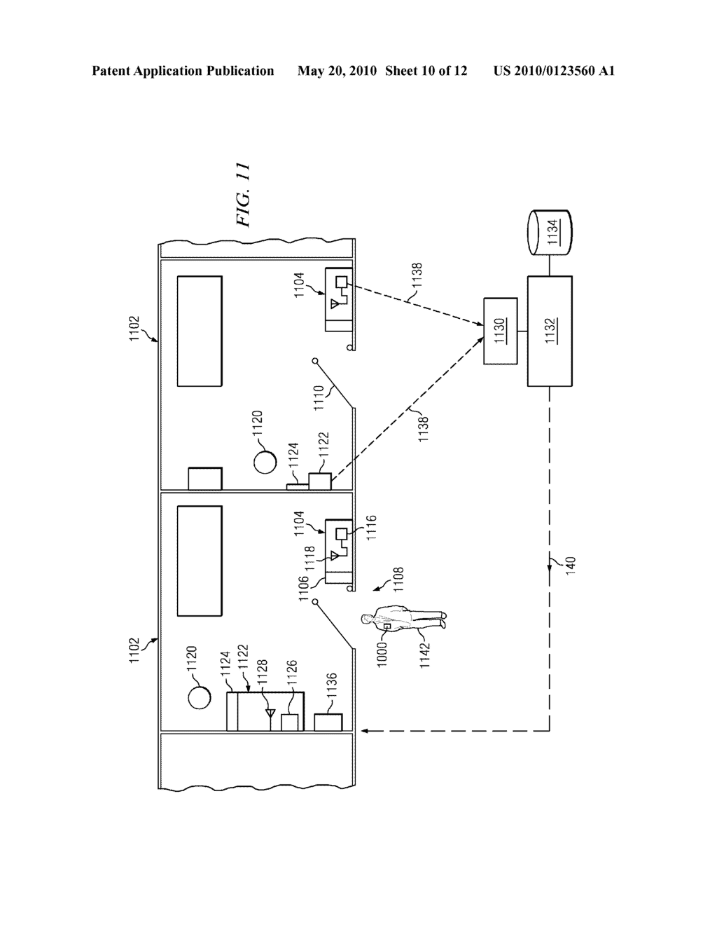 METHOD AND APPARATUS FOR DETECTING AND IDENTIFYING DEVICE UTILIZATION - diagram, schematic, and image 11