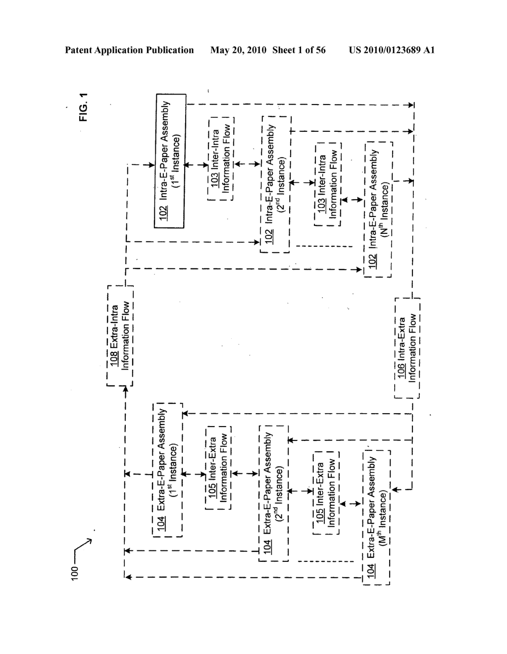 E-paper external control system and method - diagram, schematic, and image 02