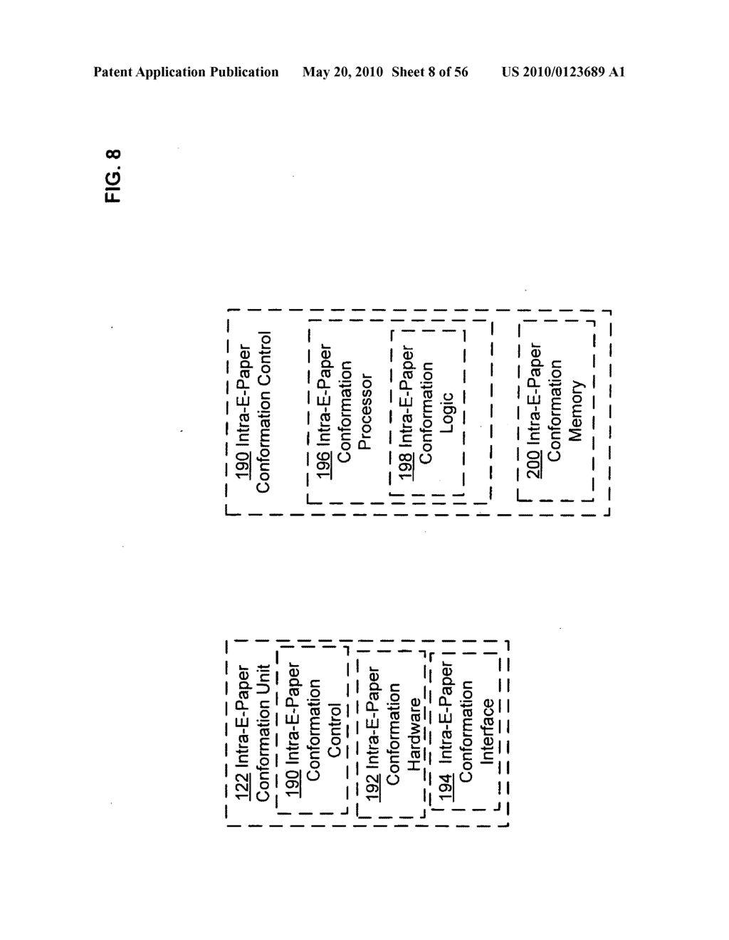 E-paper external control system and method - diagram, schematic, and image 09