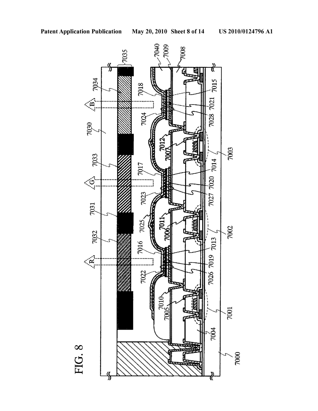 LIGHT-EMITTING DEVICE AND METHOD FOR MANUFACTURING LIGHT-EMITTING DEVICE - diagram, schematic, and image 09