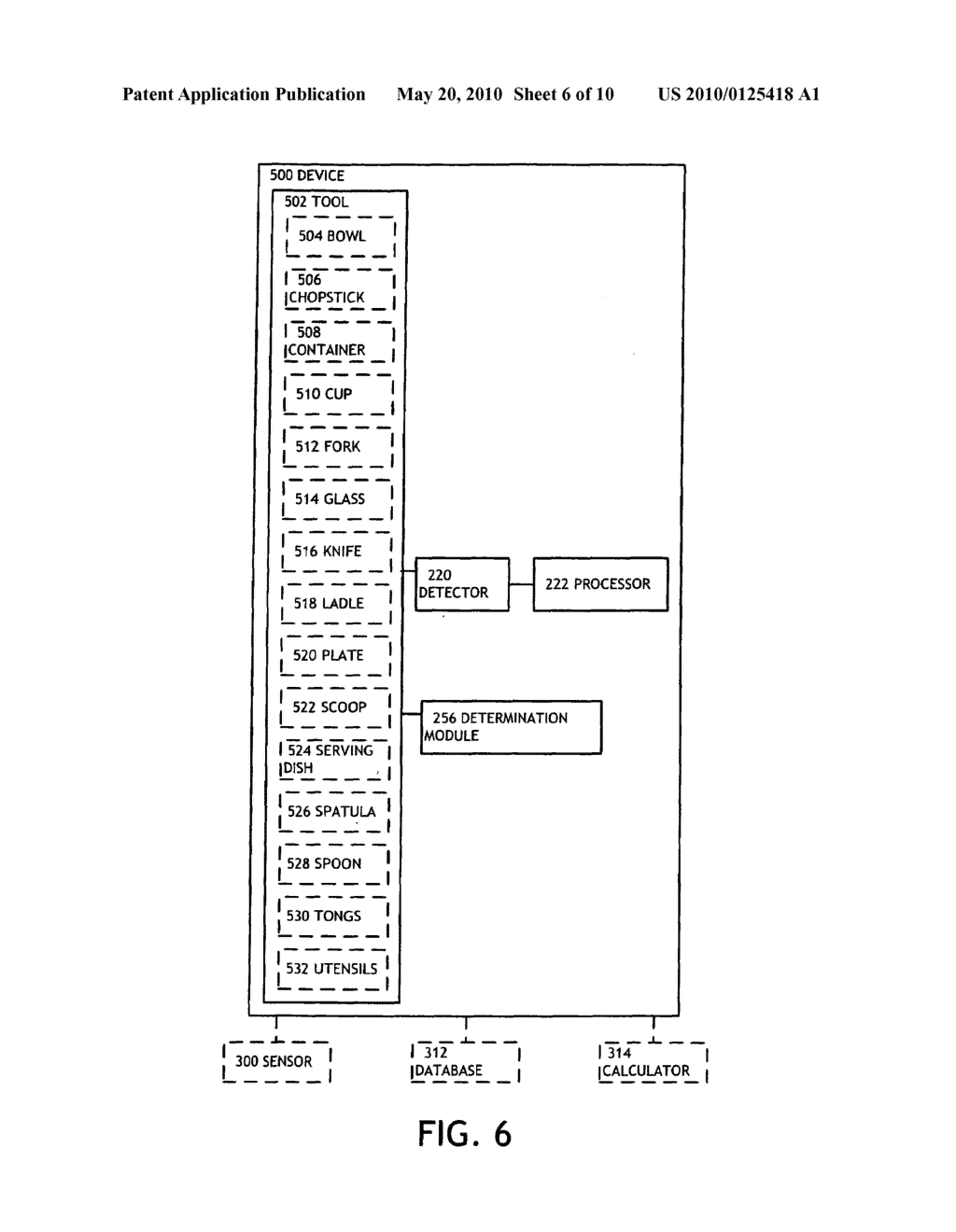 Food content detector - diagram, schematic, and image 07