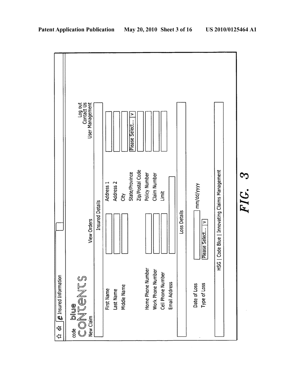System and Method for Entering a List of Insured Items for Valuation - diagram, schematic, and image 04