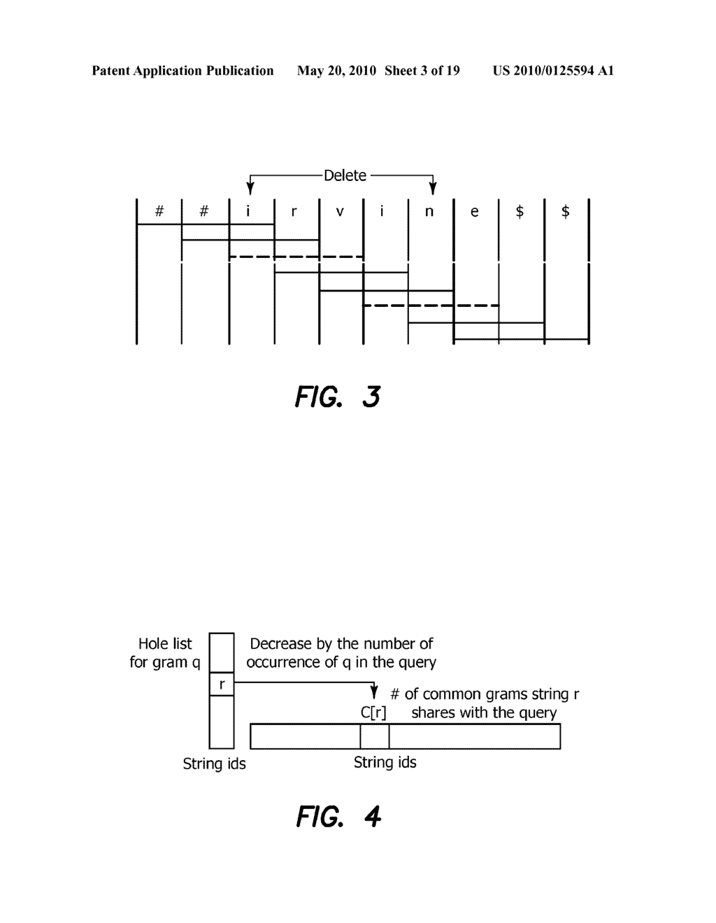 Method and Apparatus for Improving Performance of Approximate String Queries Using Variable Length High-Quality Grams - diagram, schematic, and image 04