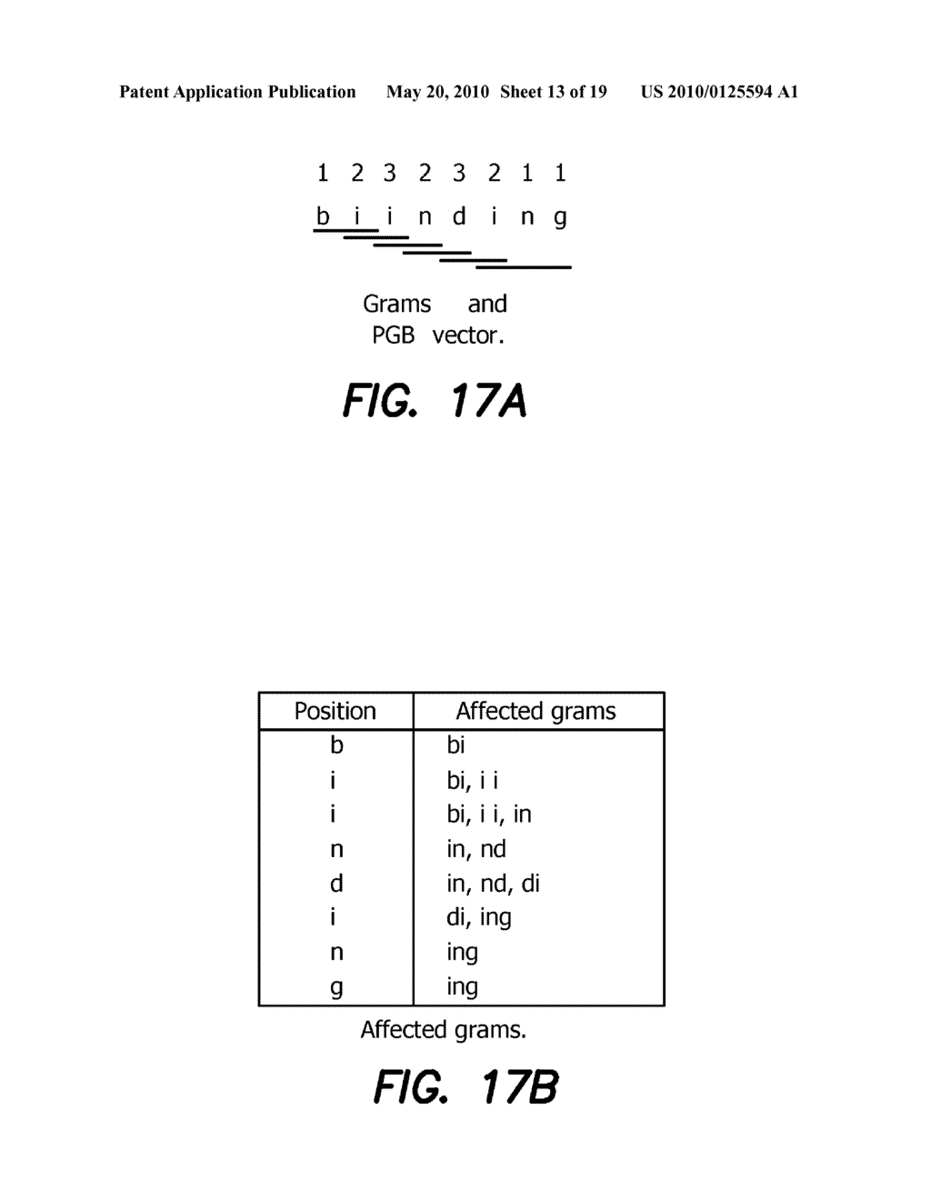 Method and Apparatus for Improving Performance of Approximate String Queries Using Variable Length High-Quality Grams - diagram, schematic, and image 14