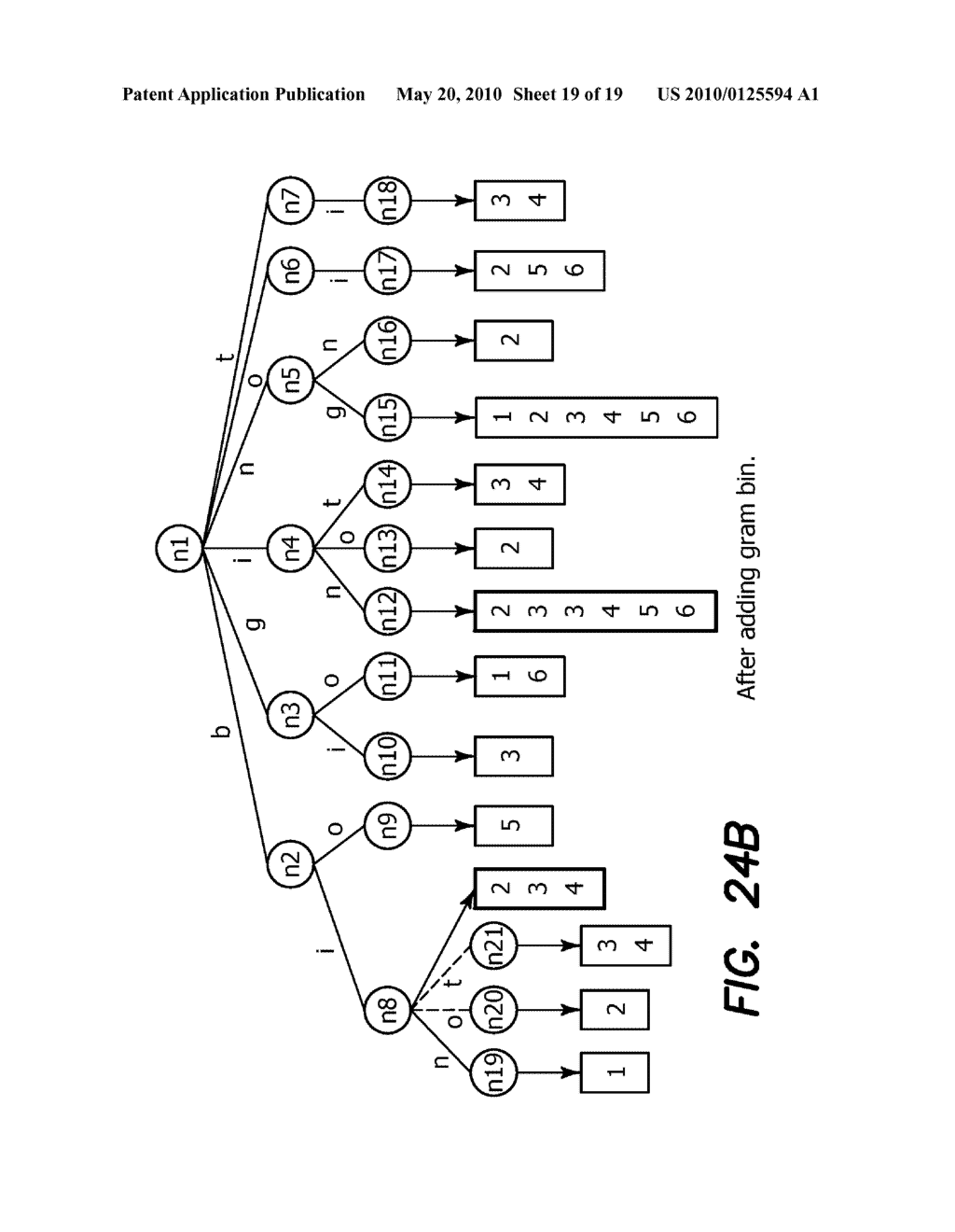 Method and Apparatus for Improving Performance of Approximate String Queries Using Variable Length High-Quality Grams - diagram, schematic, and image 20