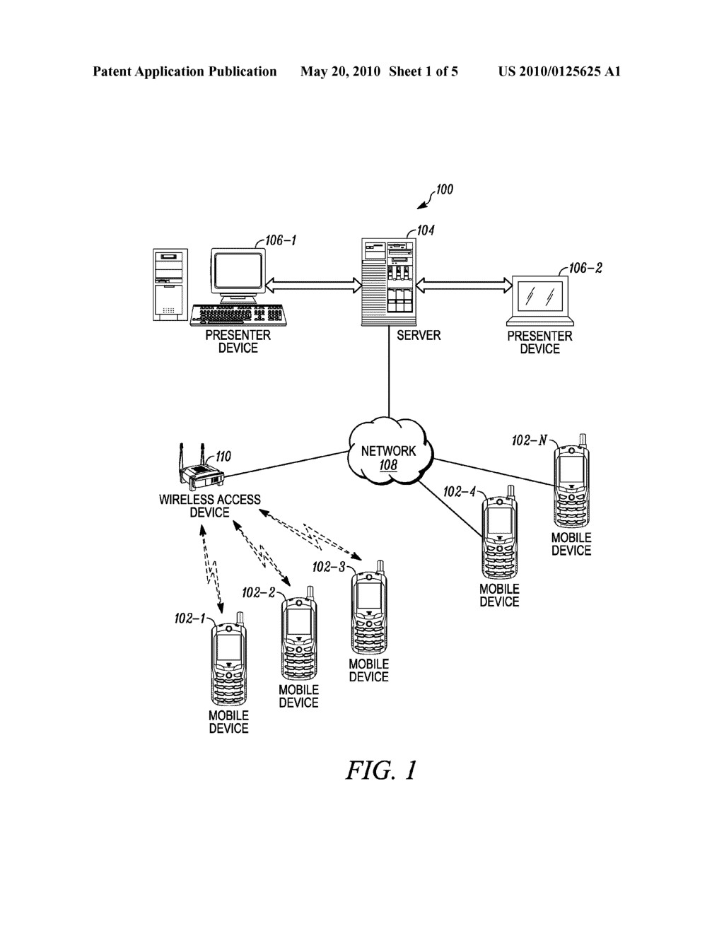 Method for Restricting Usage of a Mobile Device for Participating in a Session - diagram, schematic, and image 02
