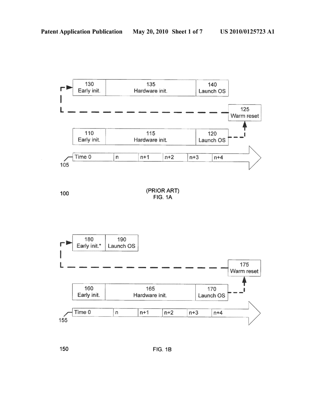 METHOD AND SYSTEM TO ENABLE FAST PLATFORM RESTART - diagram, schematic, and image 02
