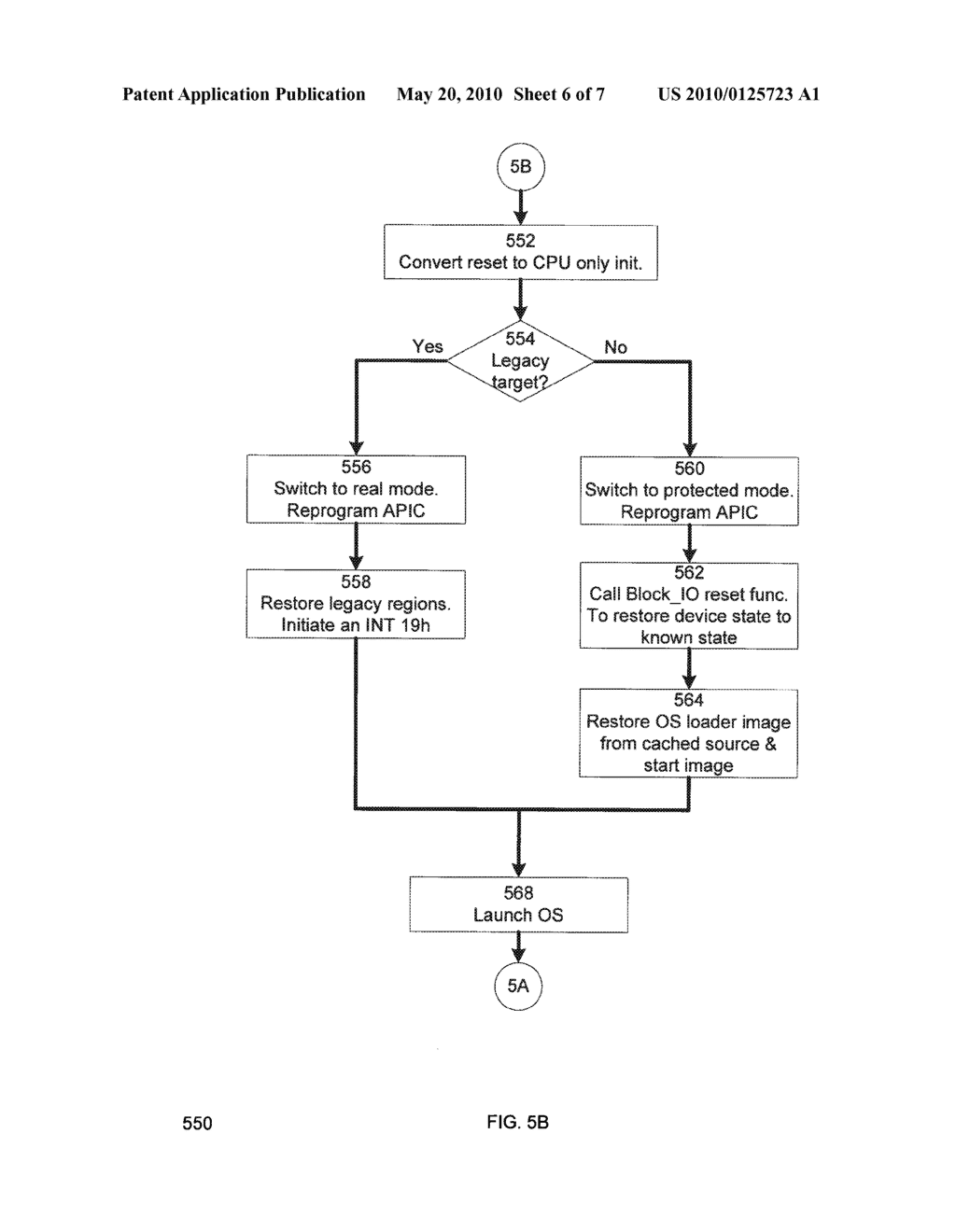 METHOD AND SYSTEM TO ENABLE FAST PLATFORM RESTART - diagram, schematic, and image 07