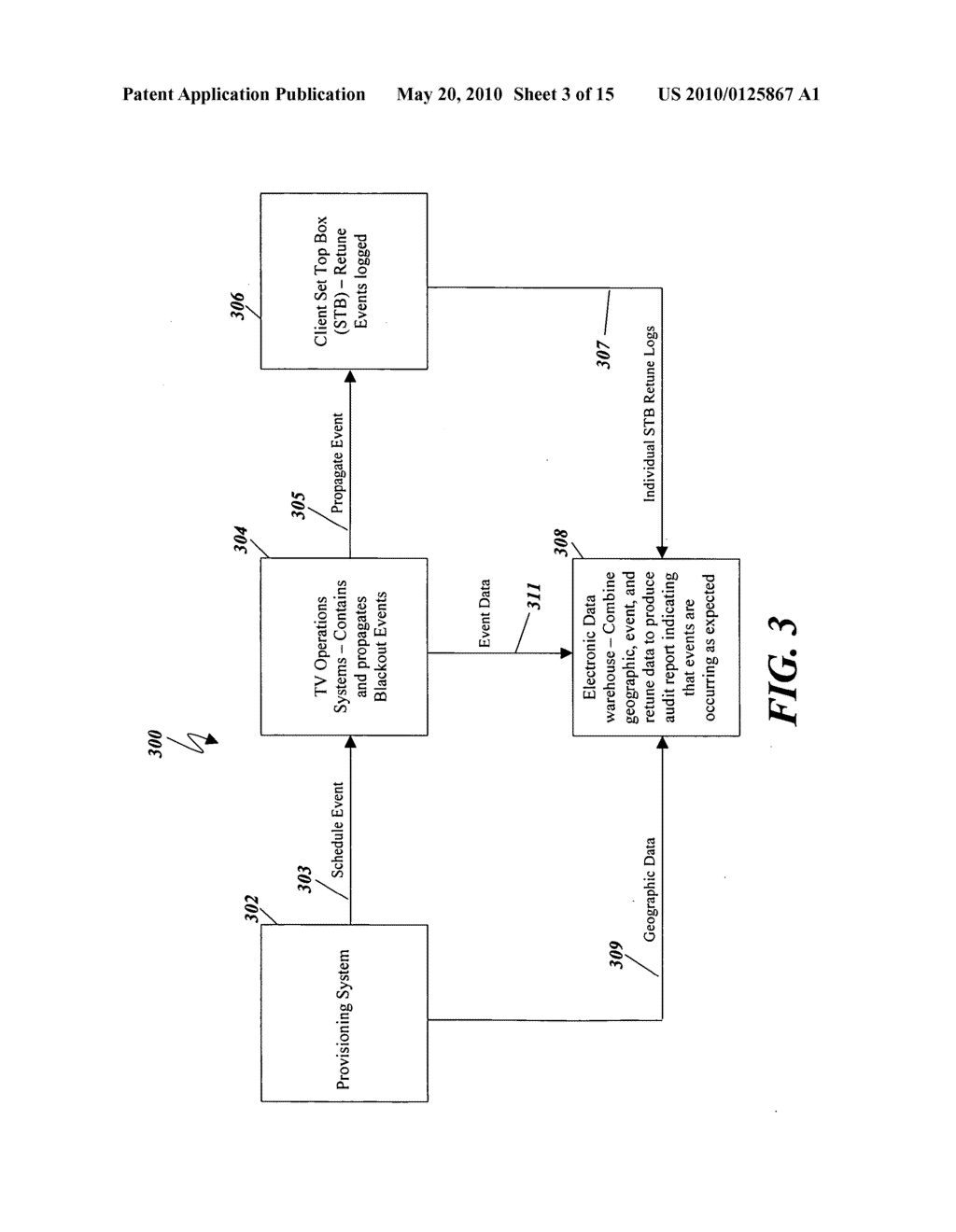 System and Method for Managing Conditional Access Blackout Events In A Video Data Distribution System - diagram, schematic, and image 04