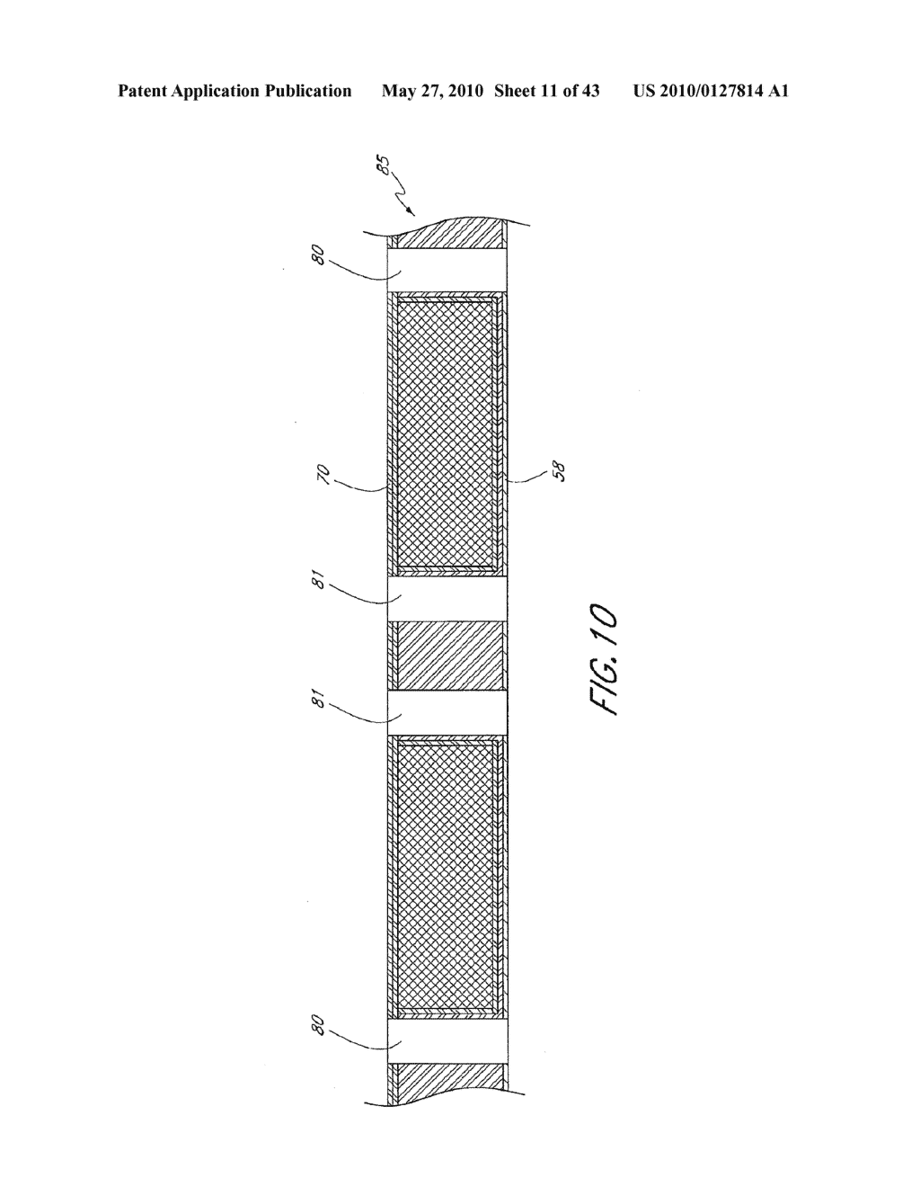 MINIATURE CIRCUITRY AND INDUCTIVE COMPONENTS AND METHODS FOR MANUFACTURING SAME - diagram, schematic, and image 12